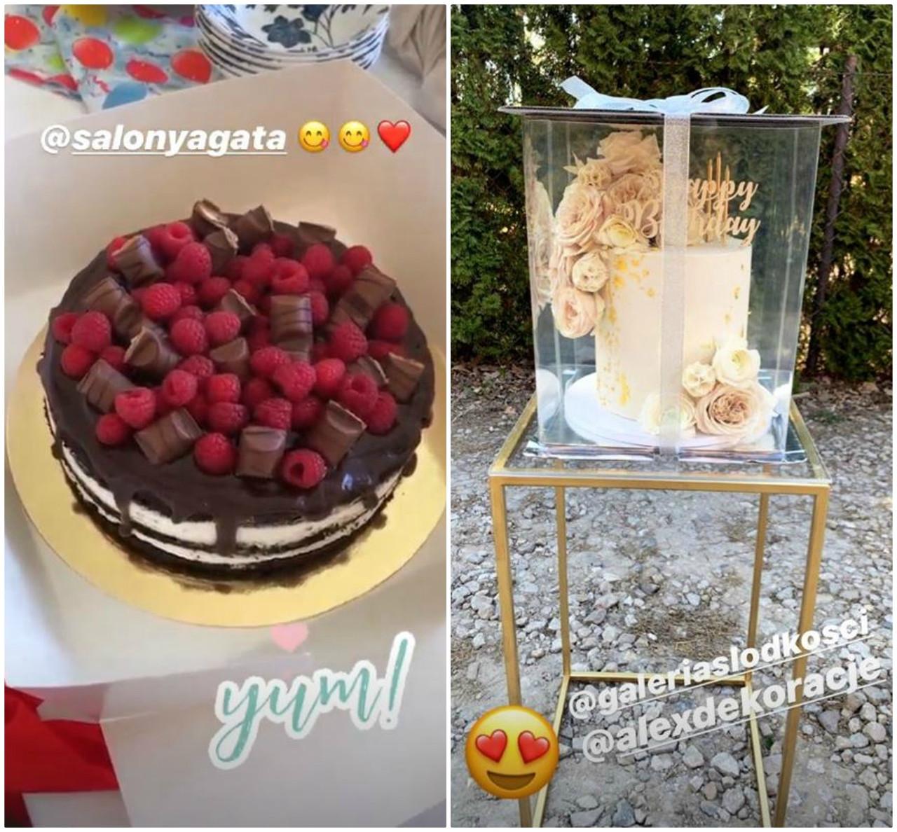Torty urodzinowe Małgorzaty Sochy