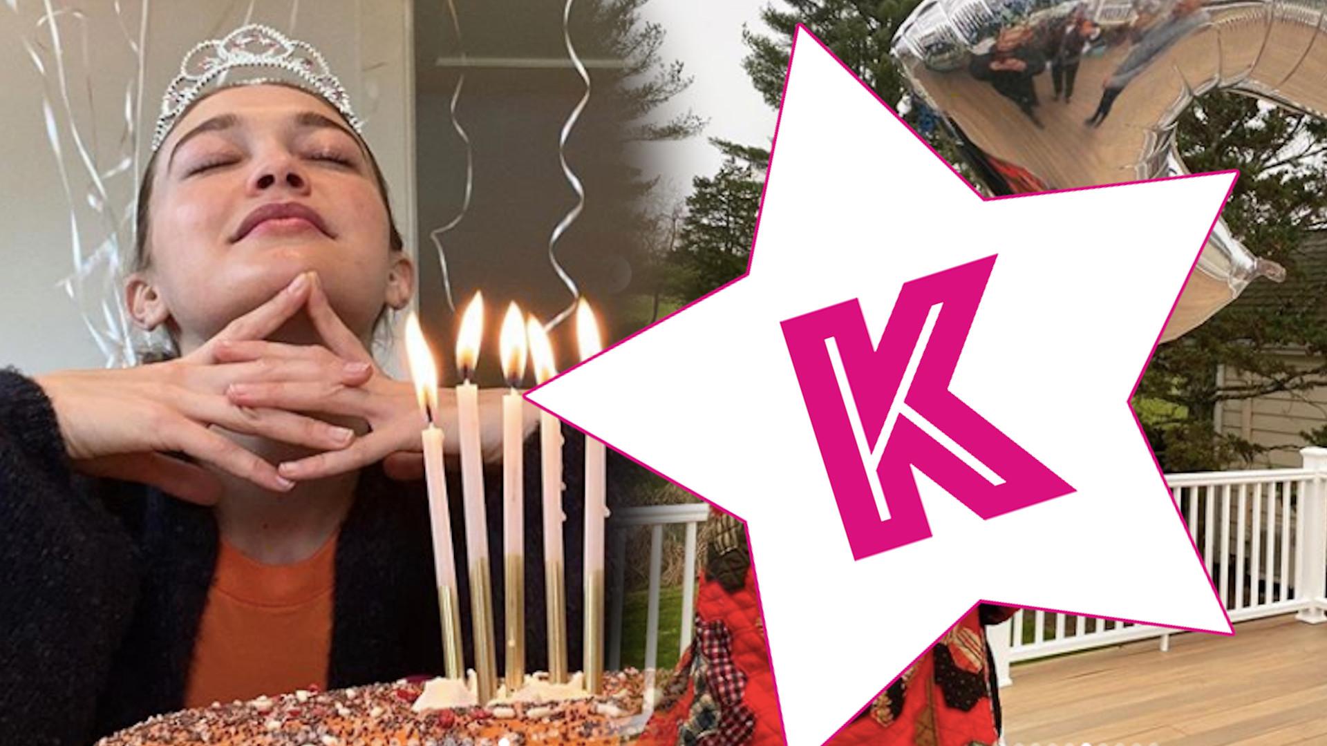 Gigi Hadid świętuje urodziny z Zaynem Malikem! (ZDJĘCIA)