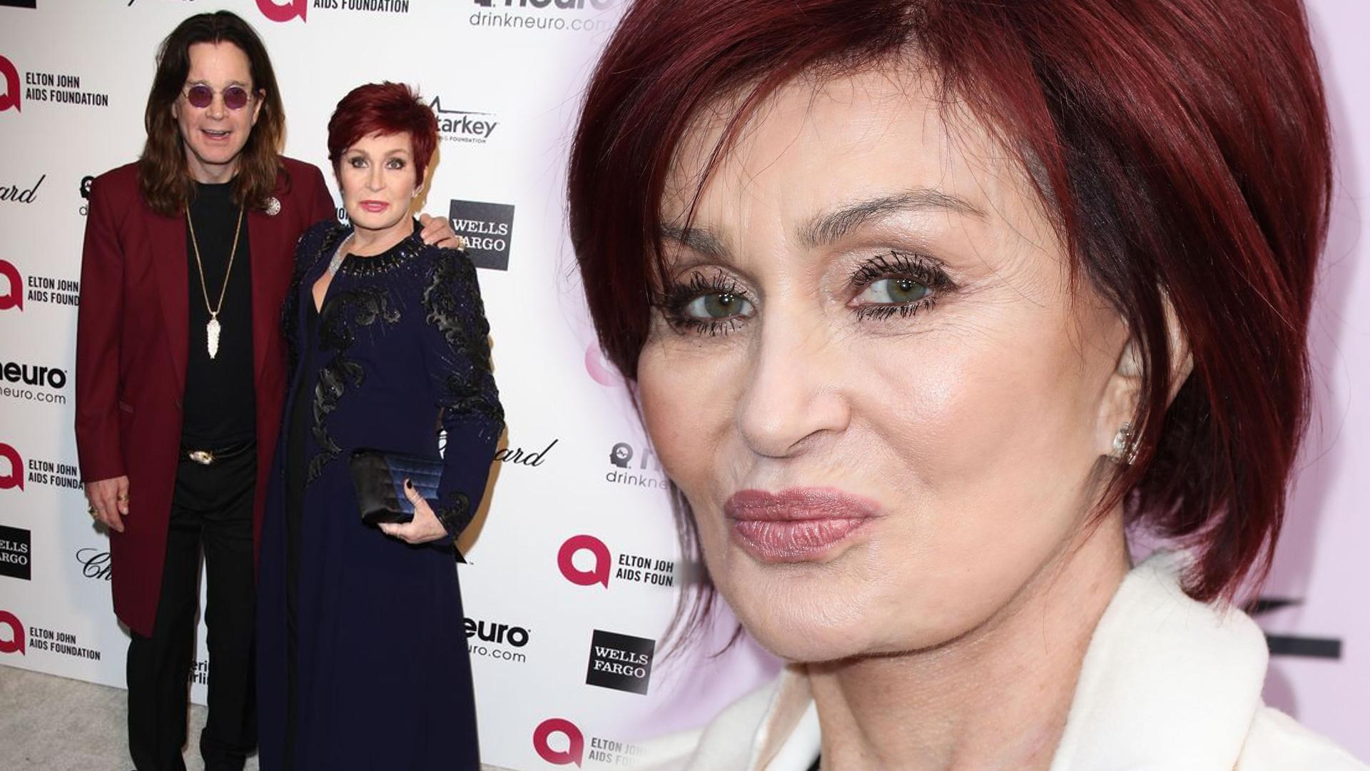 """Sharon Osbourne zachęca kobiety do poprawiania urody: """"Jestem przykładem, jak powinna wyglądać kobieta po operacjach plastycznych"""""""