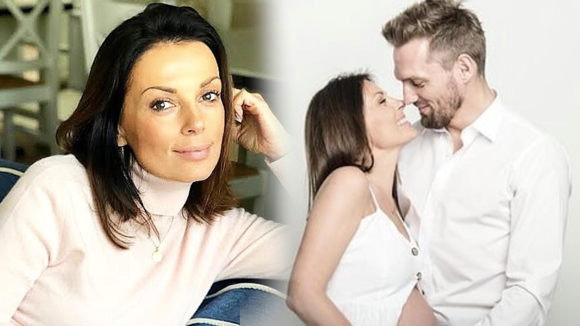 Katarzyna Glinka boi się o poród!
