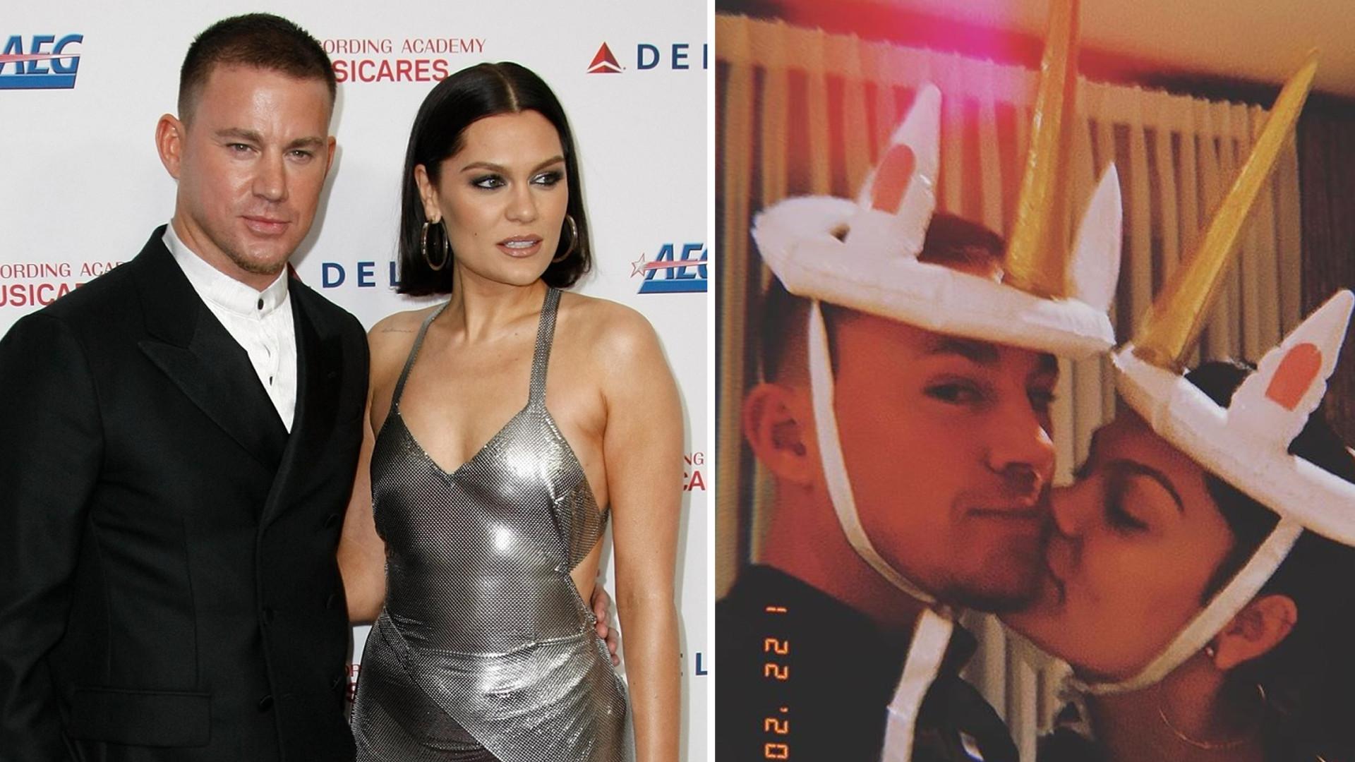 Jessie J składa urocze życzenia urodzinowe dla swojego ex – Channinga Tatuma. Dalej go kocha?