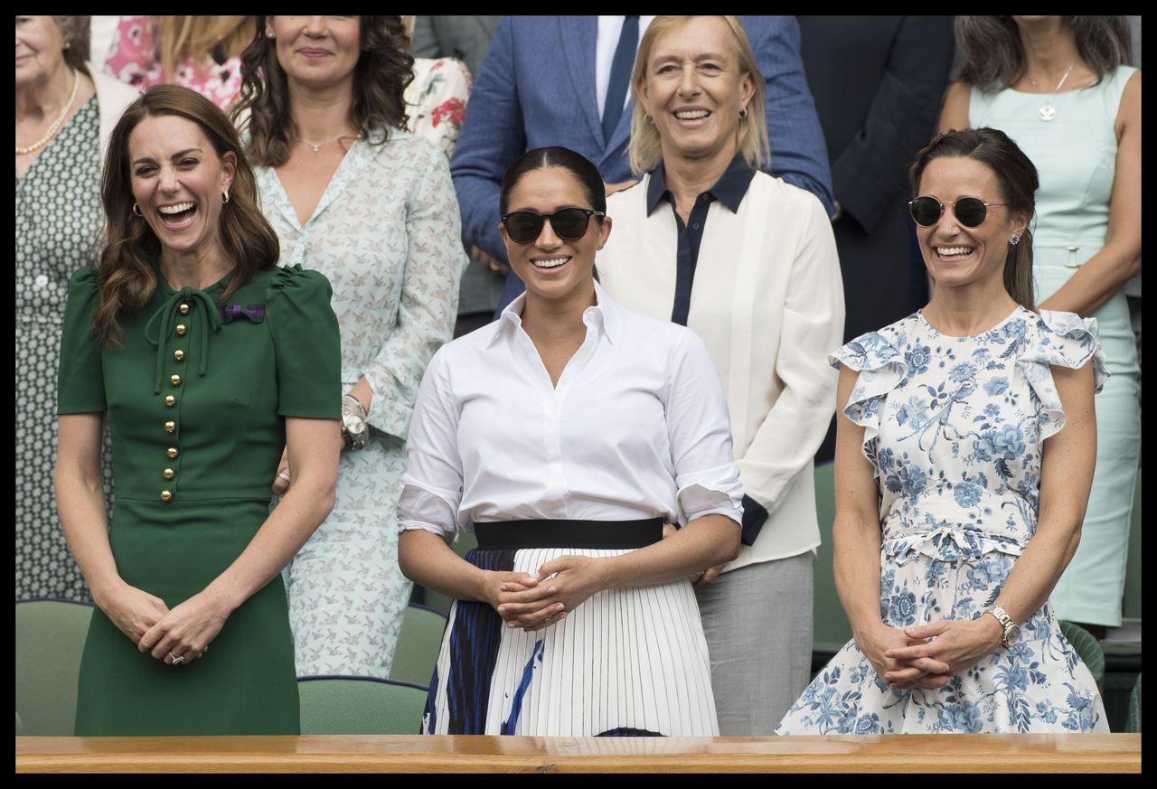 Kate Middleton i Meghan Markle
