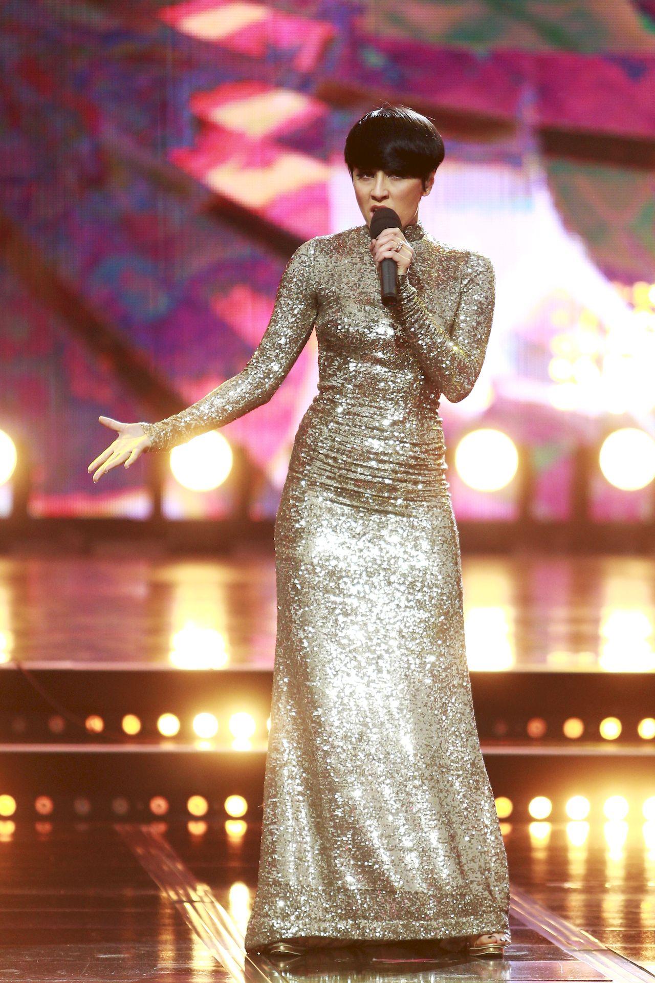 Tatiana Okupnik na scenie