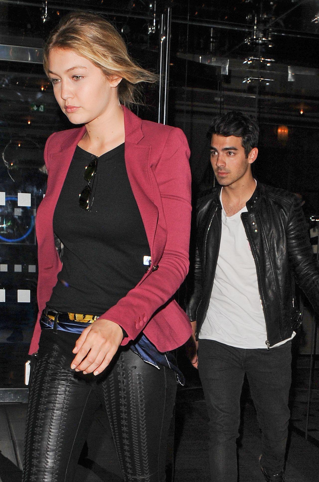 Gigi Hadid i Joe Jonas