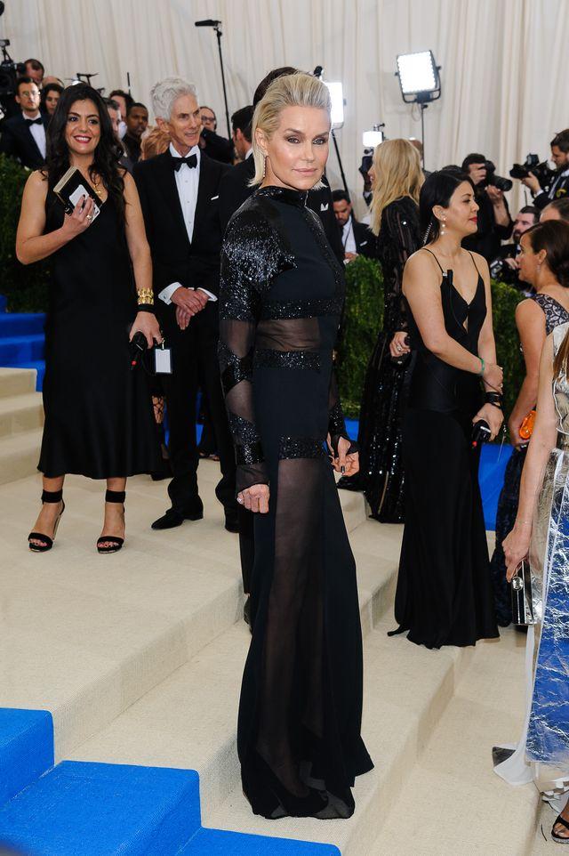 Yolanda Hadid, matka Gigi Hadid