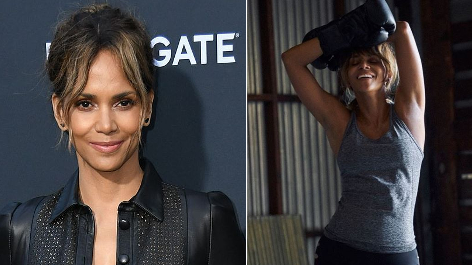 53-letnia Halle Berry cała w koronkach. Aktorka wygląda lepiej niż Jennifer Lopez