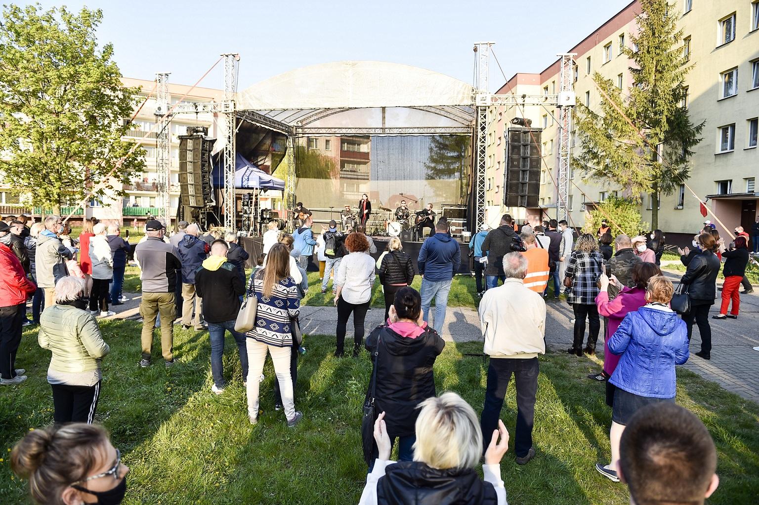 Koncert w Ciechanowie, Urząd Miasta już otrzymał wezwanie do zapłaty grzywny.