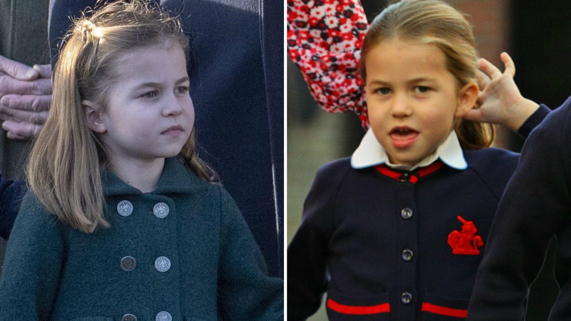 Księżniczka Charlotte ma SOBOWTÓRA. I to w rodzinie królewskiej