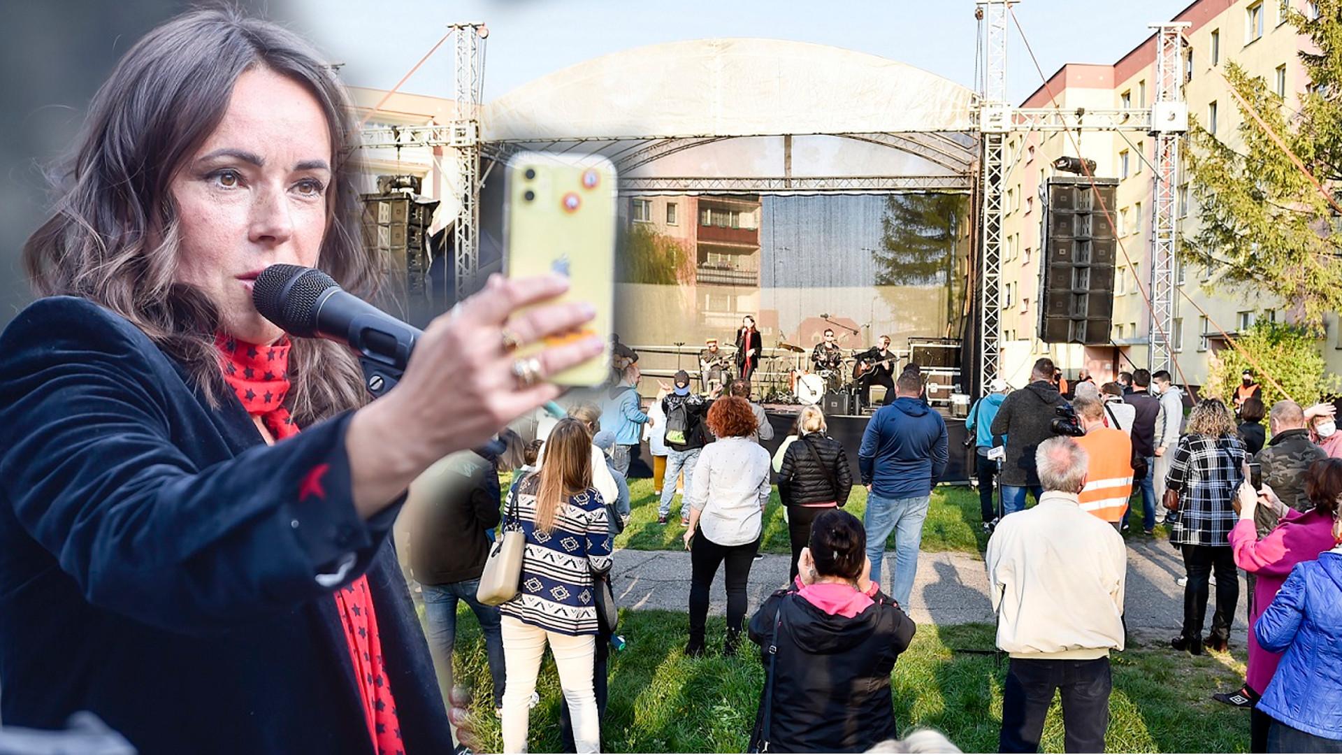 Urząd miasta w Ciechanowie musi zapłacić 30 tys. KARY za koncertowanie pomiędzy blokami