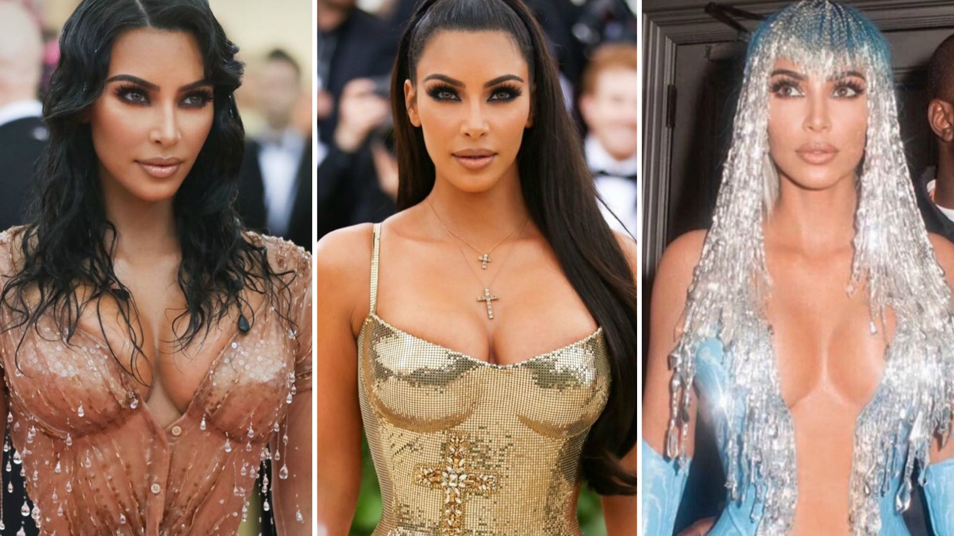 Kim Kardashian na Met Gali
