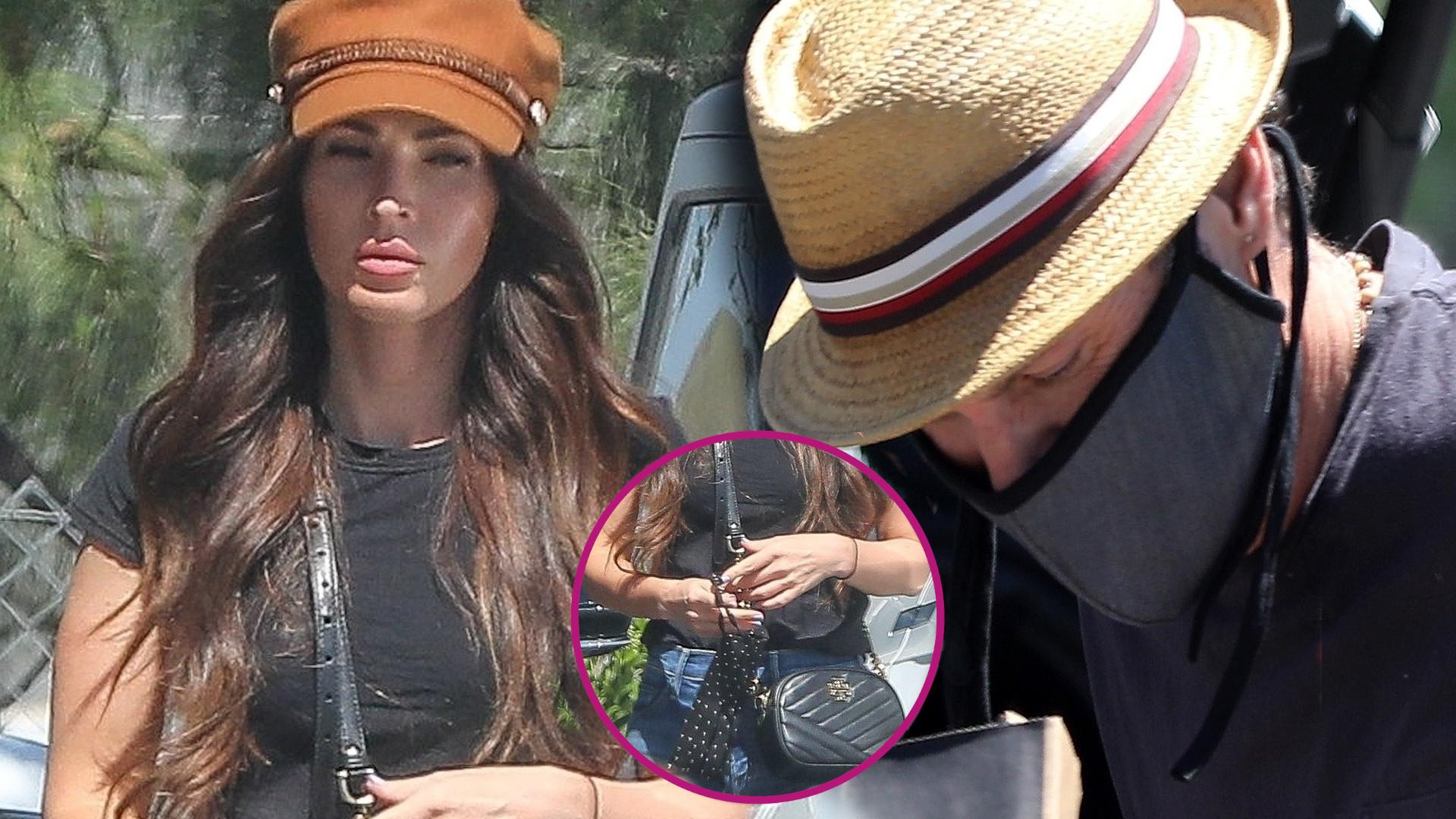 Co się dzieje w związku Megan Fox? Przestała nosić OBRĄCZKĘ, a jej mąż…