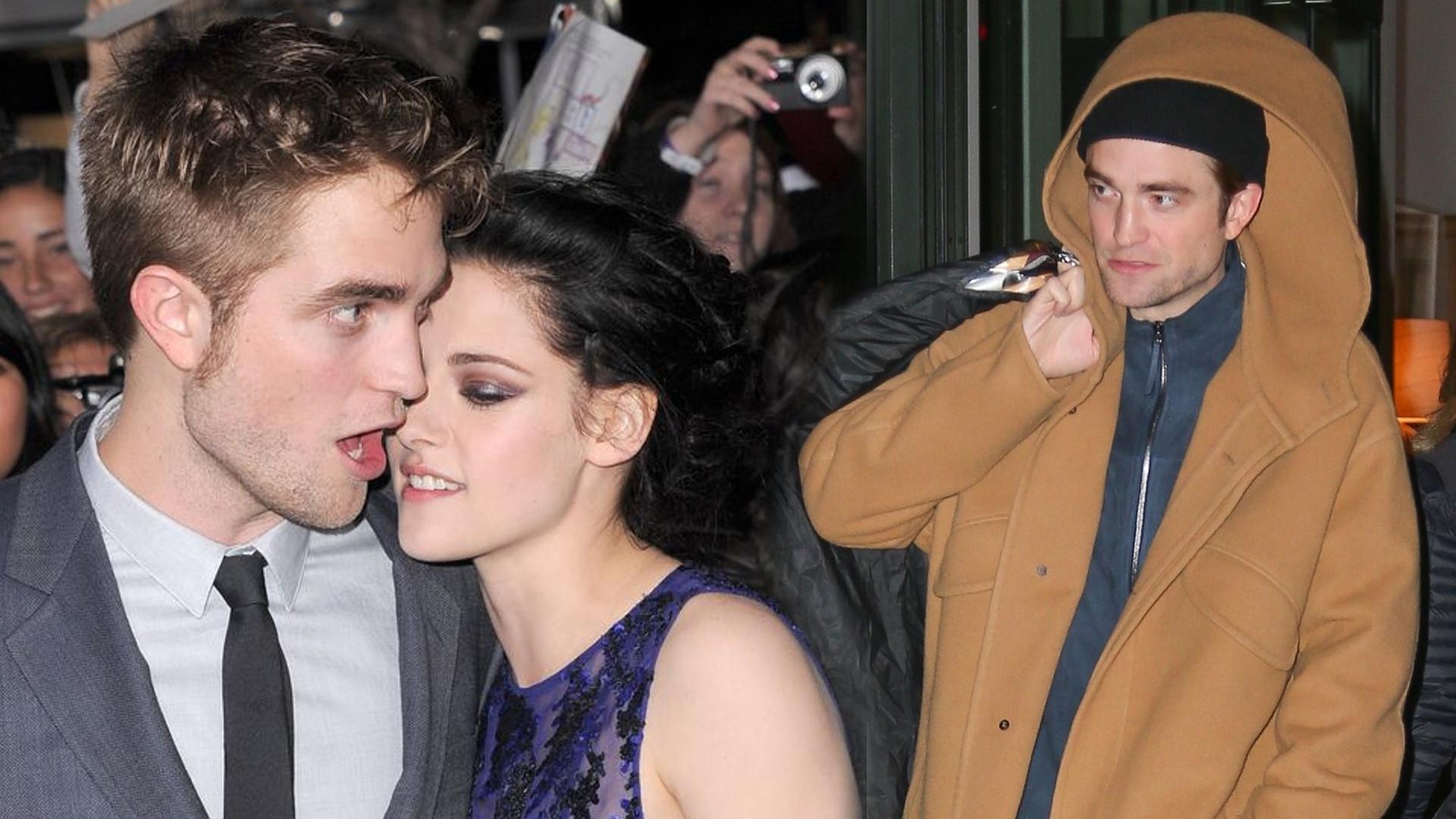 """Co Robert Pattinson myśli o powrocie na plan """"Zmierzchu"""", po tym gdy Stephenie Meyer ujawniła publikację nowej książki?"""