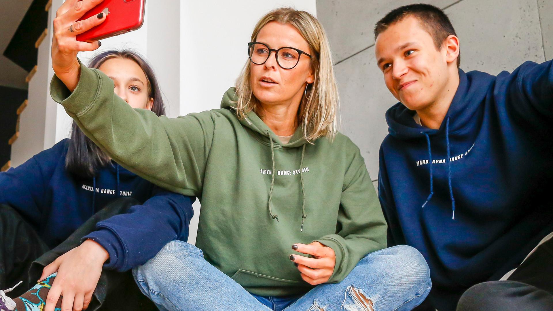 Marta Wiśniewska z dziećmi ogarnia biznes na kwarantannie (ZDJĘCIA)