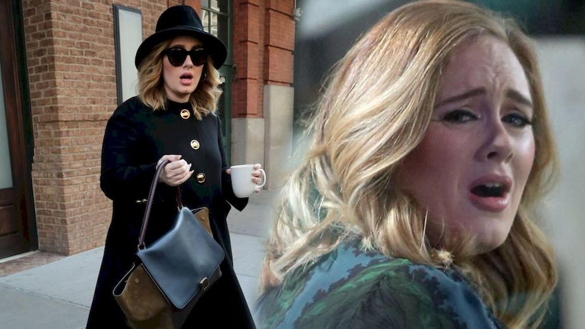 Jaki jest sekret szczupłej sylwetki Adele? Co zrobiła artystka, że schudła ponad 45 kilo!