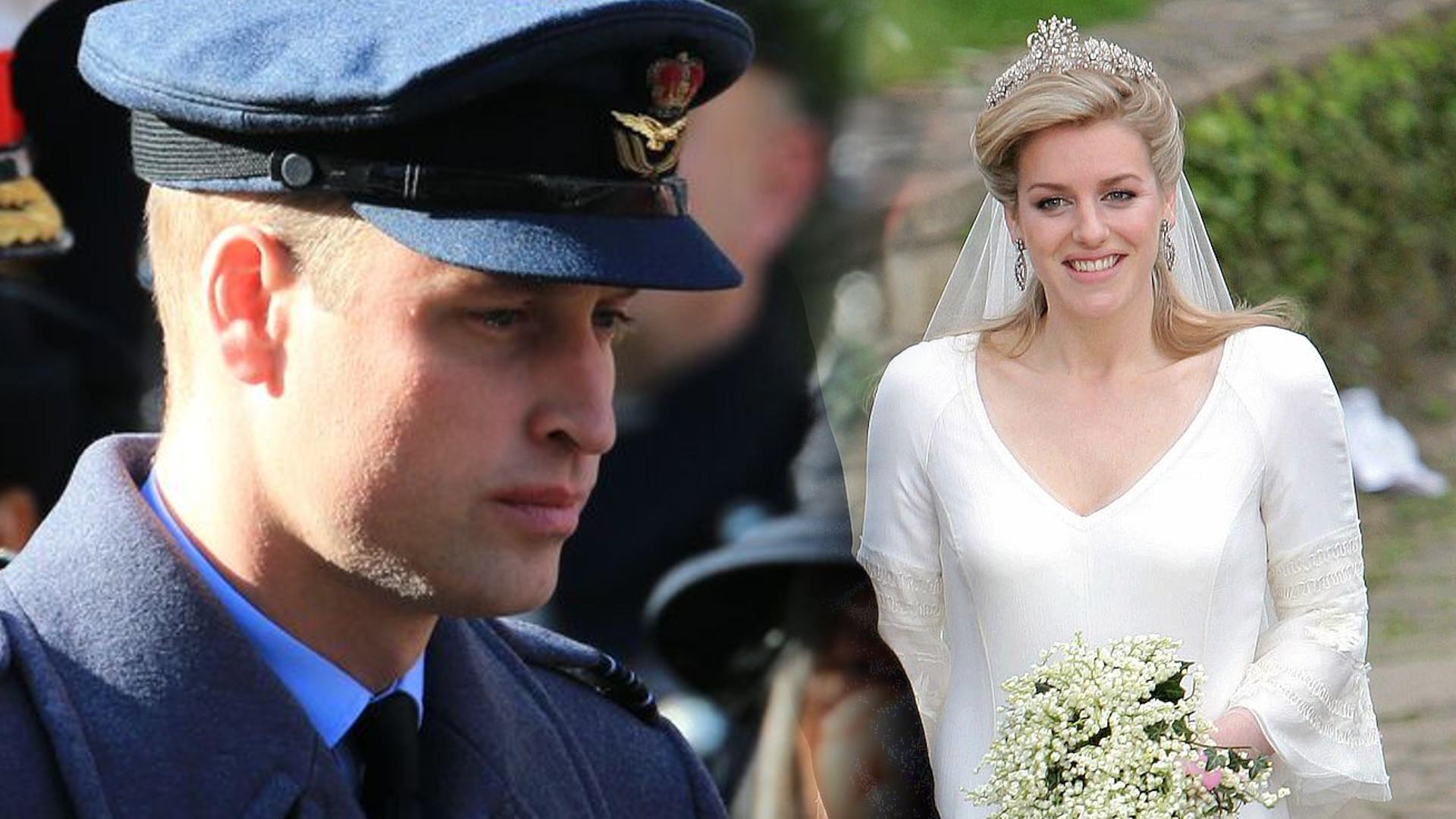 Książę William wciąż ma ŻAL do swojej przyrodniej siostry