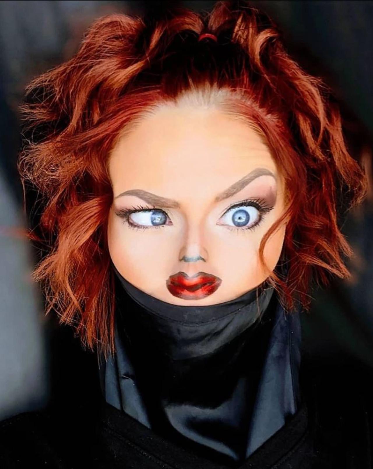 Makijaż ze złudzeniem optycznym podbija sieć