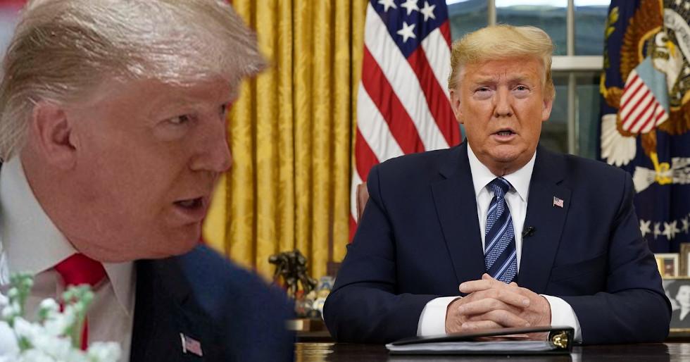 Kamerdyner Donalda Trumpa ma koronawirusa! Mógł ZARAZIĆ prezydenta?
