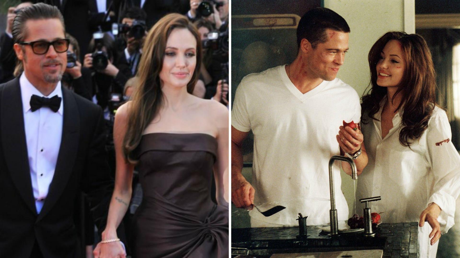 Zmiana w RELACJI Angeliny Jolie i Brada Pitta. Zaczęli się dogadywać?