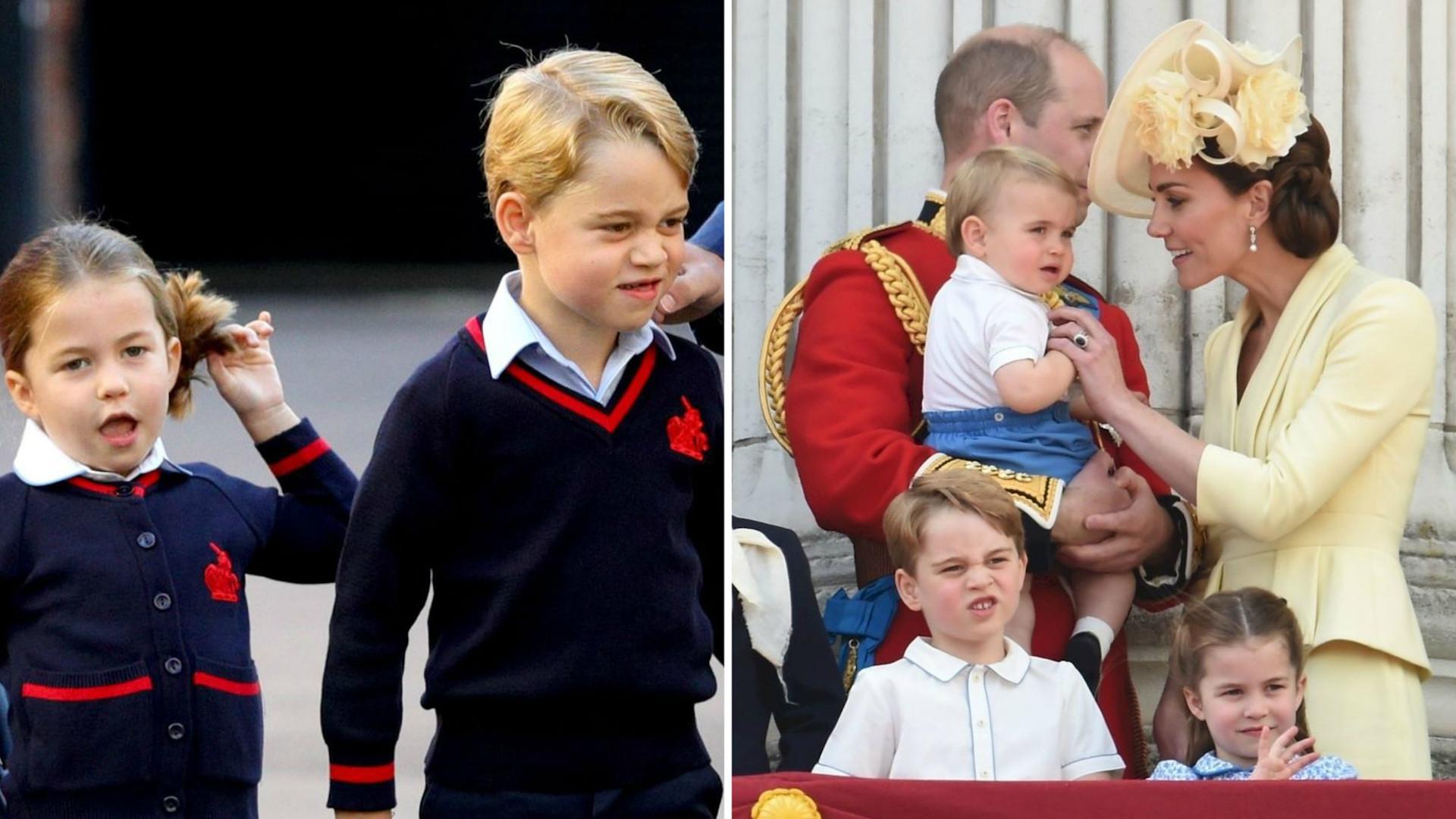 """Księżna Kate zdradziła, jak wygląda domowe nauczanie jej dzieci. """"George jest zdenerwowany…"""""""