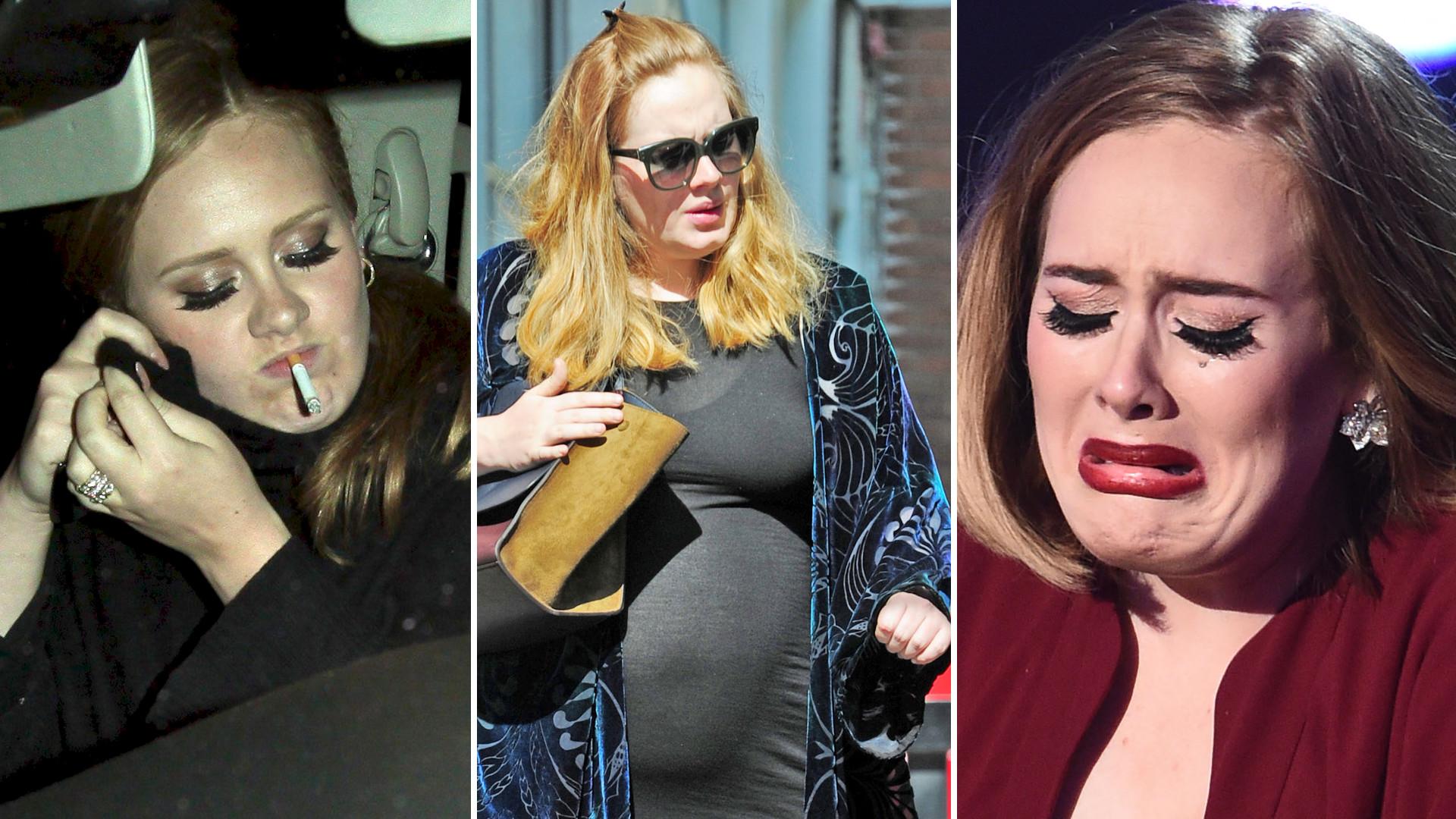 13 TWARZY Adele – znacie je wszystkie? (ZDJĘCIA)