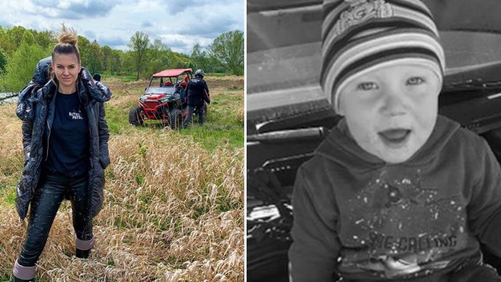 Ekipa Rutkowskiego znalazła ciało 3,5-letniego Kacpra z Nowogrodźca