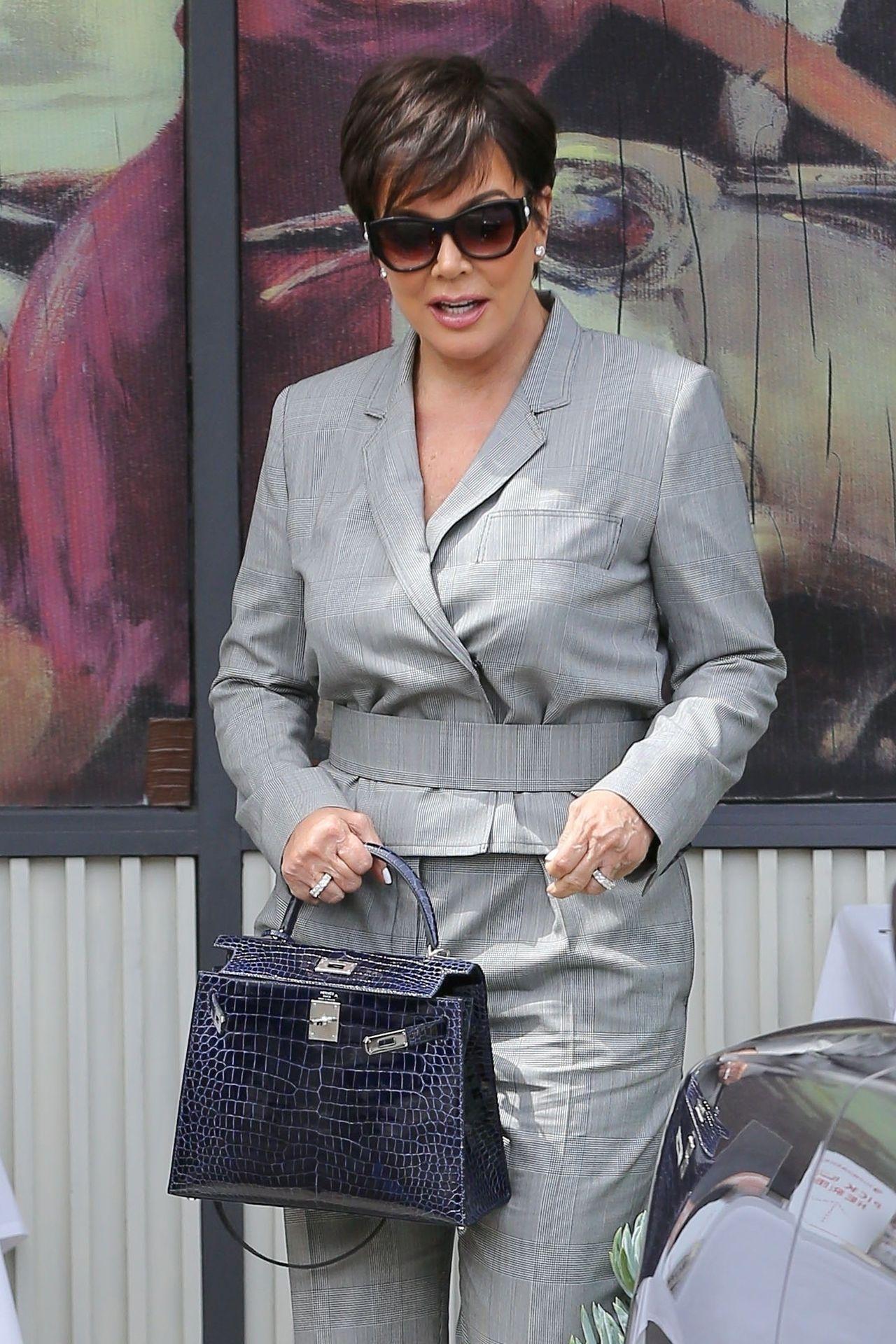 Kris Jenner dostała już prezent na Dzień Matki od Kim Kardashian.