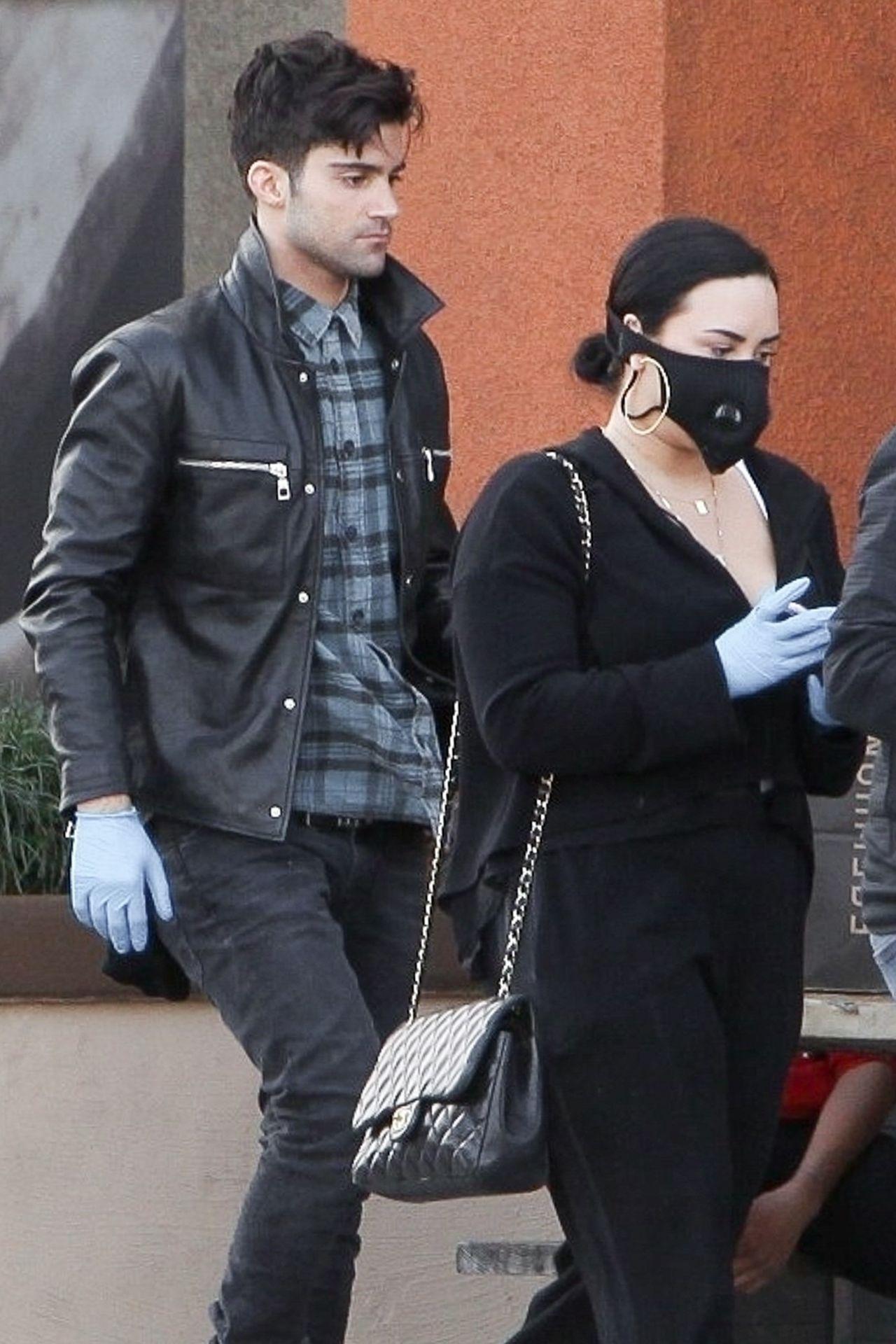 Demi Lovato i Max Ehrich na zakupach