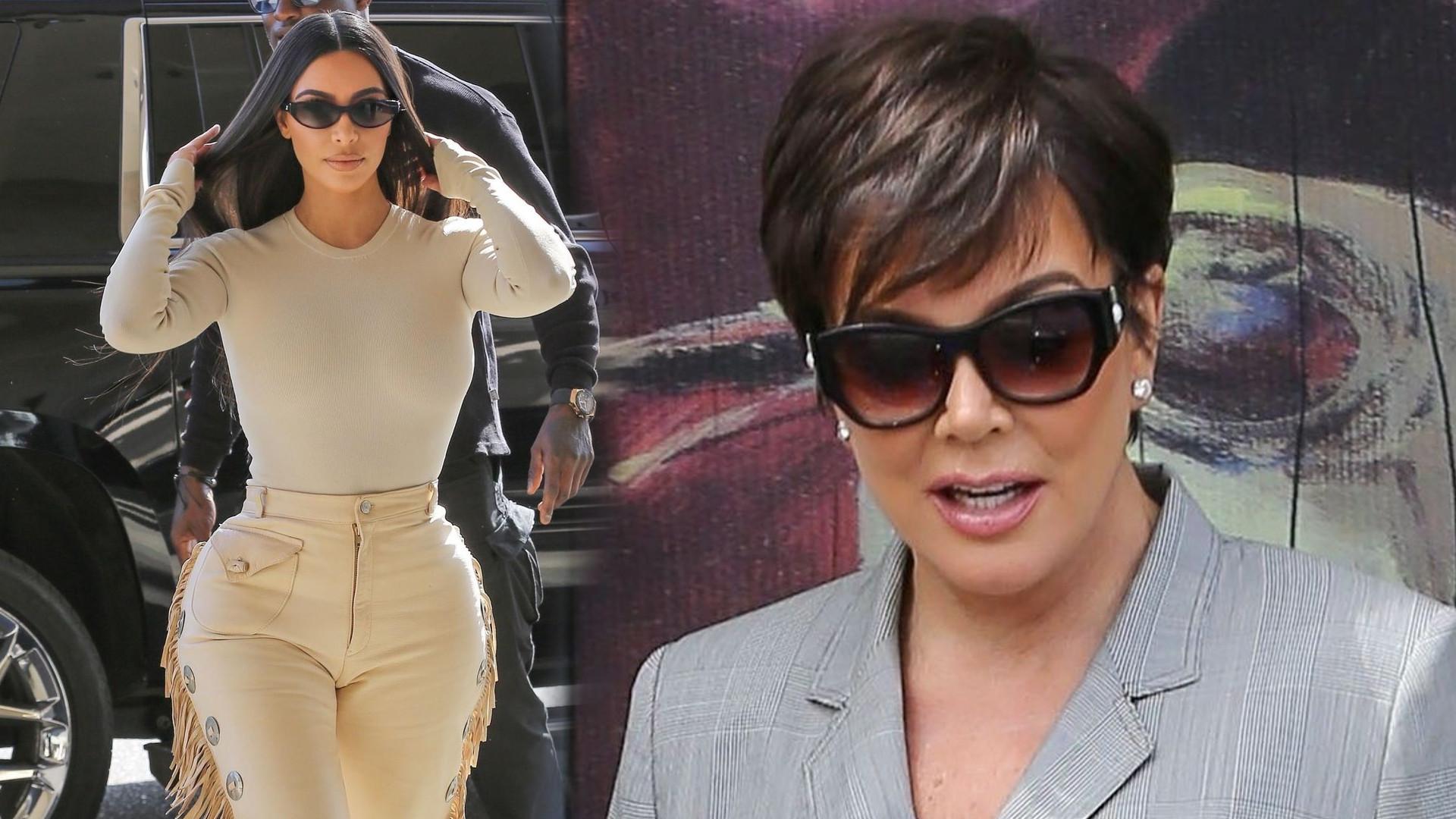 Kim Kardashian dała Kris Jenner piękny prezent z okazji Dnia Matki. Wie, czym ją zaskoczyć.