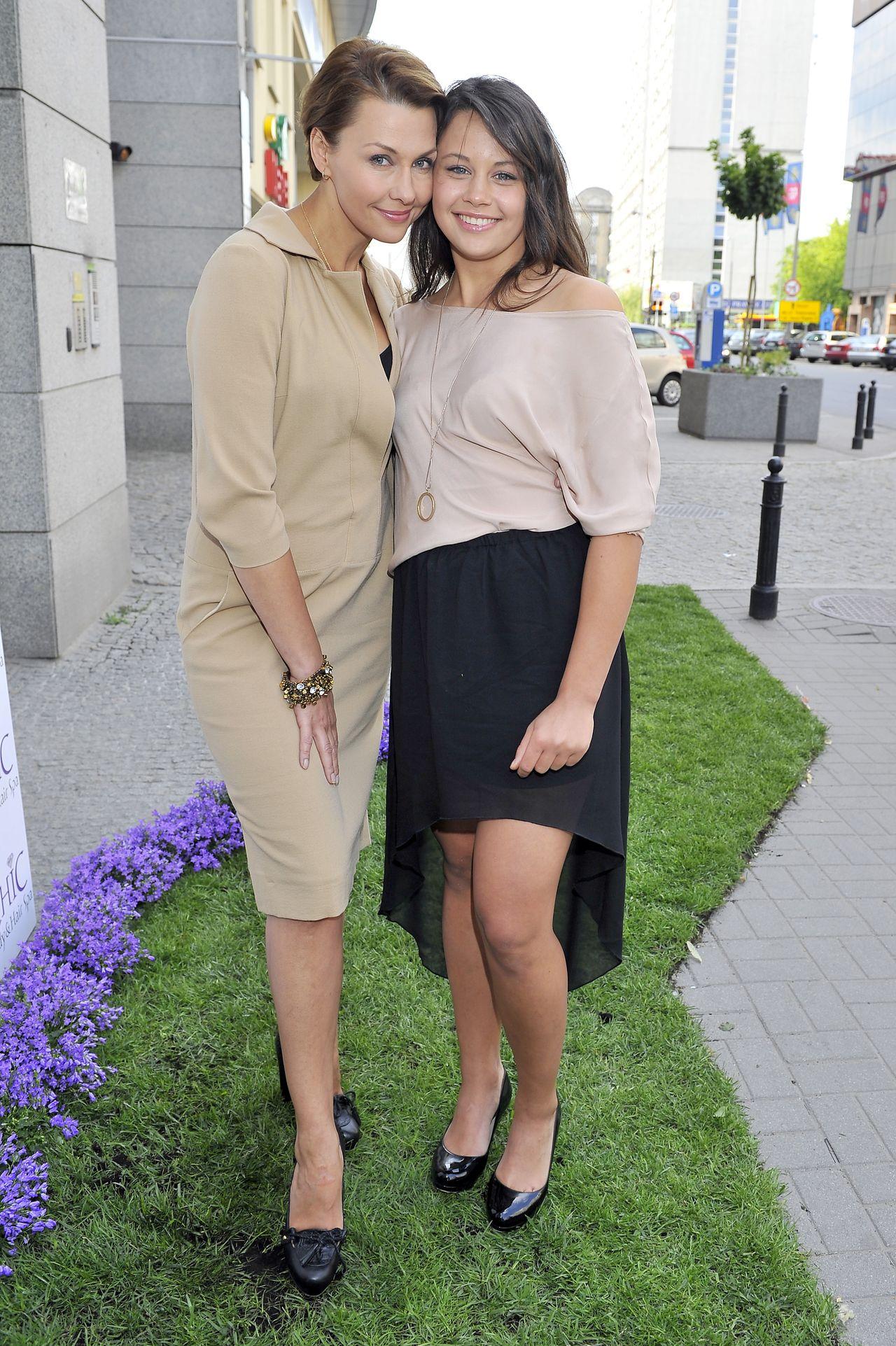 Oliwia Popek, Anna Popek