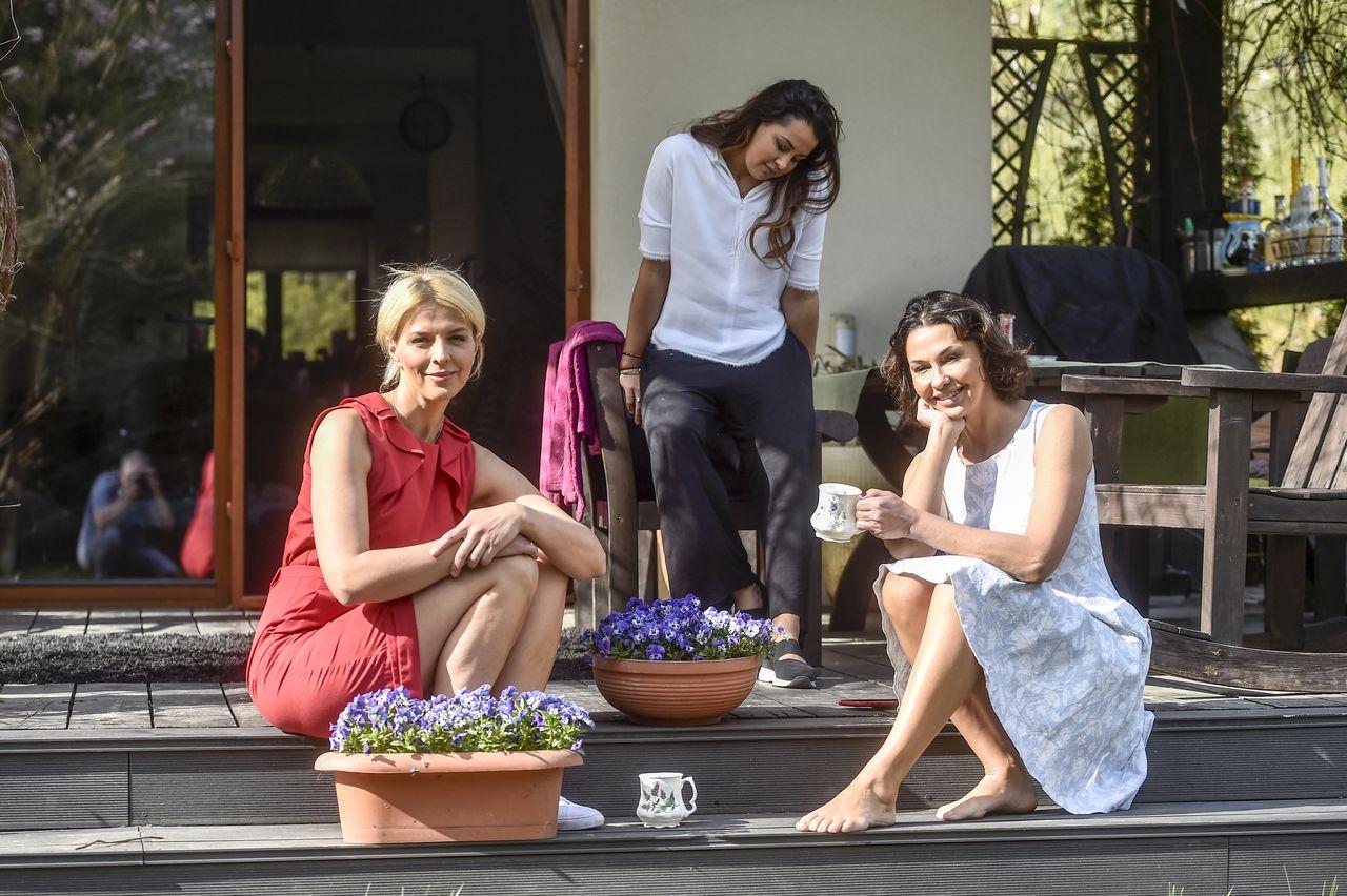Anna Popek, Oliwia Popek, Magdalena Krupa