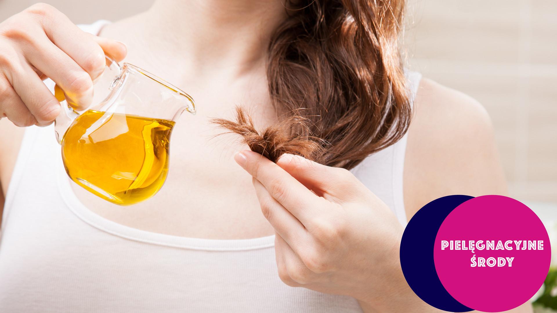 4 naturalne maski do włosów, które możesz wykonać z produktów dostępnych w Twojej kuchni (PIELĘGNACYJNE ŚRODY)