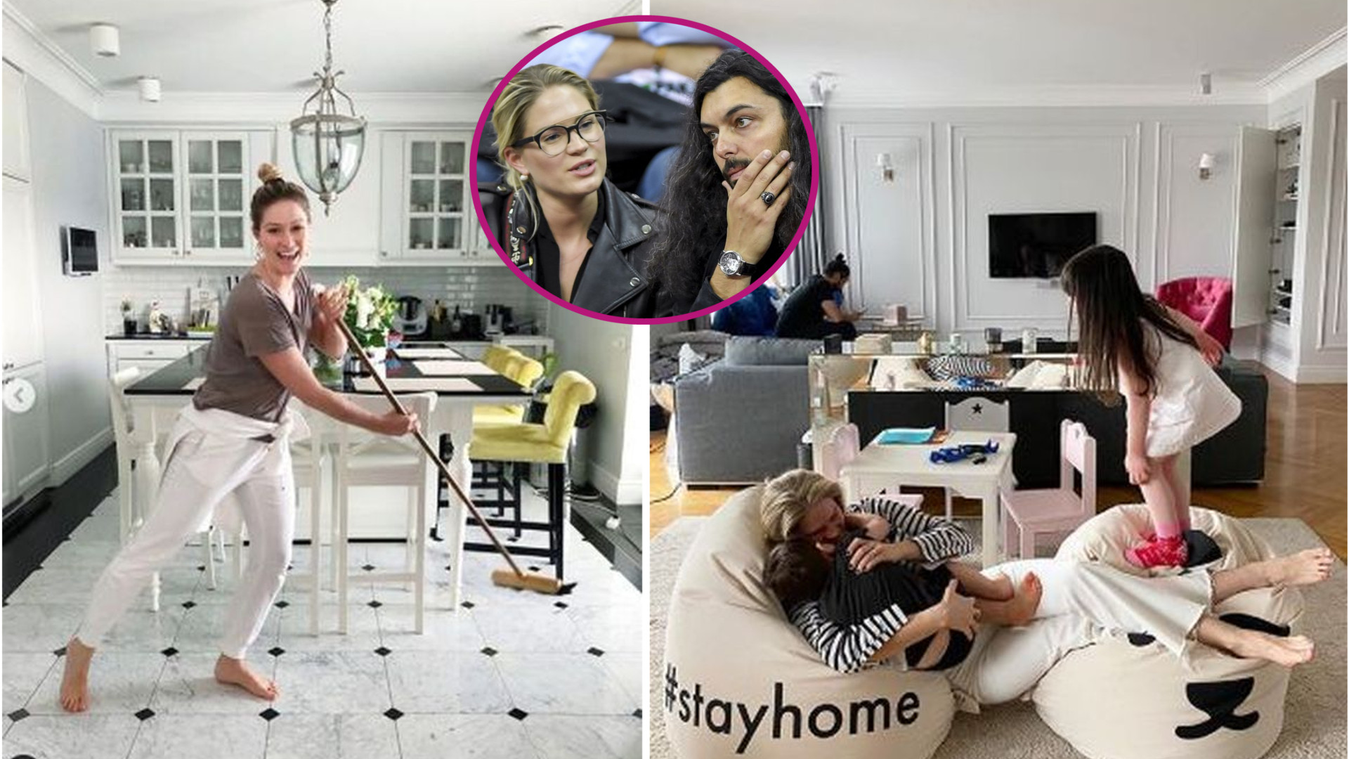 Jak swój dom urządziła Zosia Ślotała? Stylistka ma dobry gust