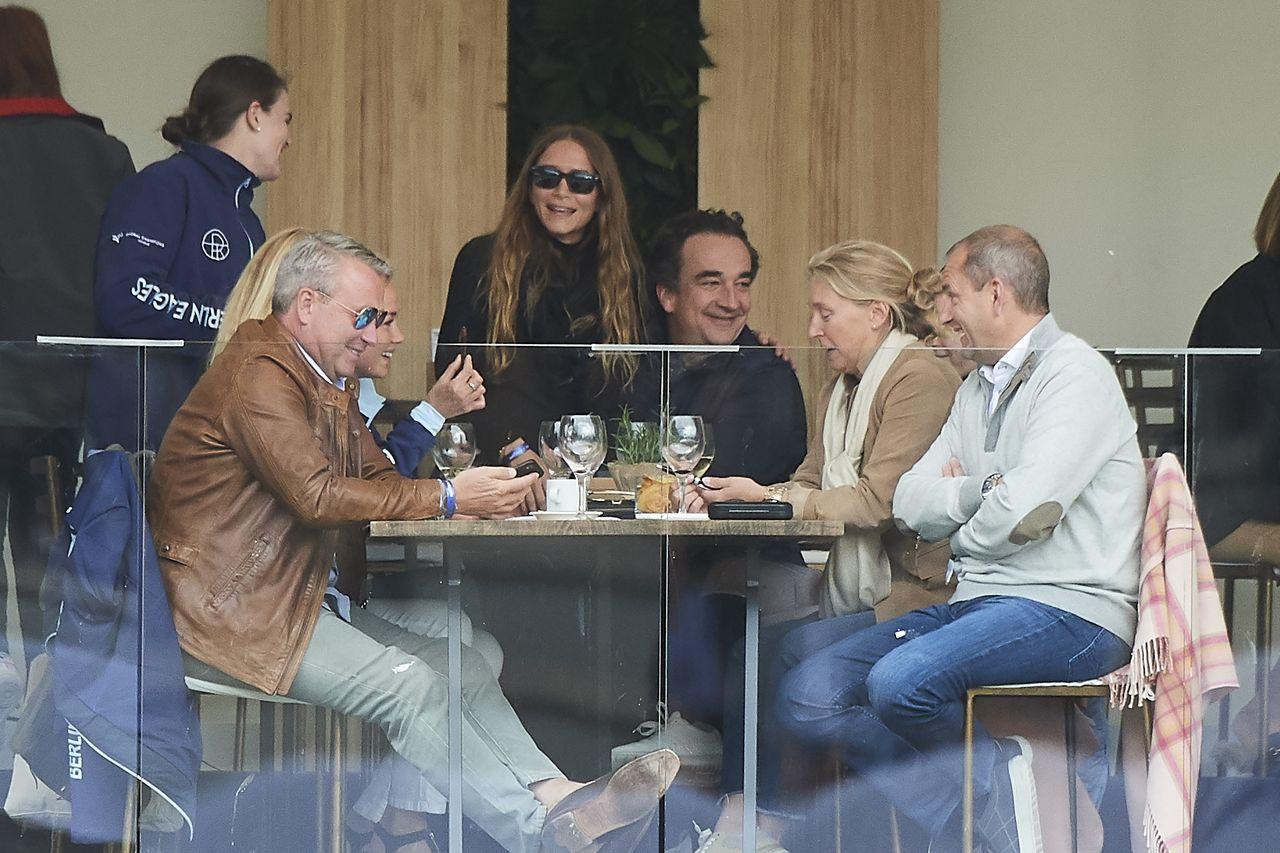 Mary-Kate Olsen, Olivier Sarkozy w maju 2019 roku