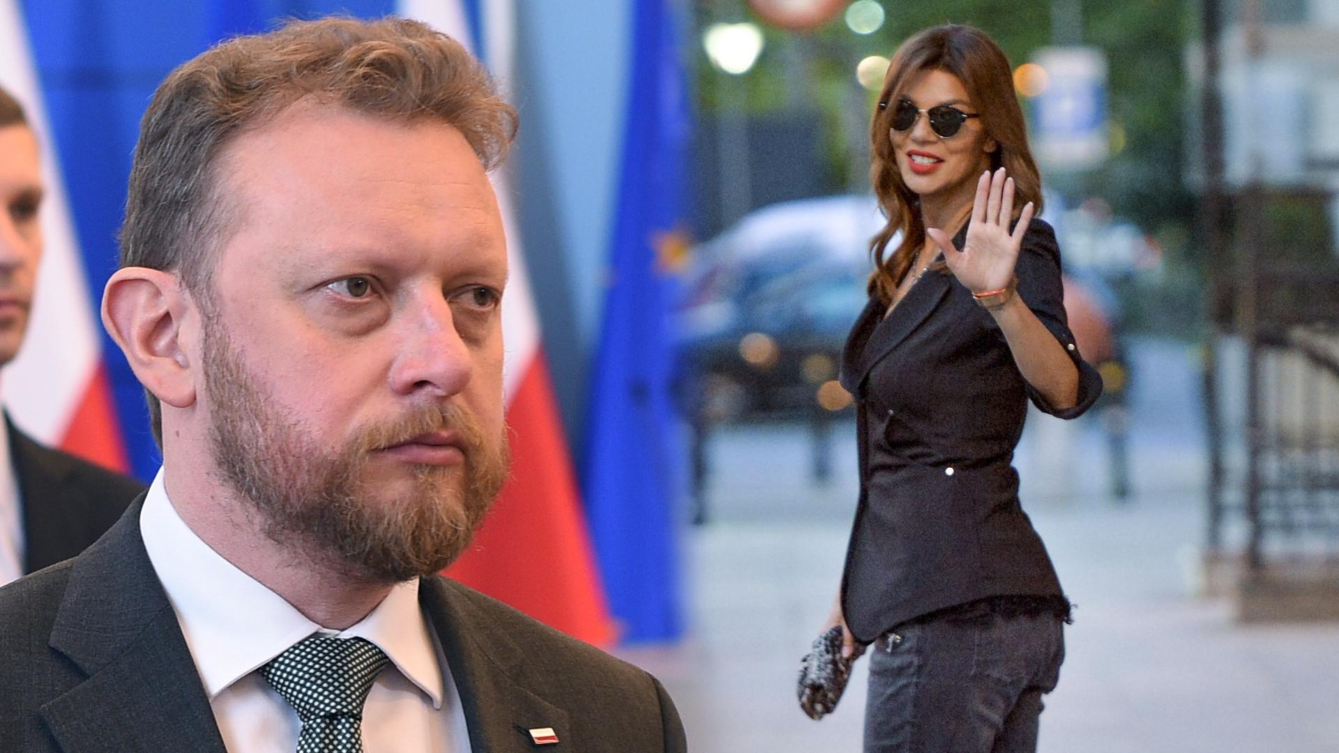 Minister Zdrowia, Łukasz Szumowski odpowiada Edycie Górniak. Podważył jej tezę na temat koronawirusa