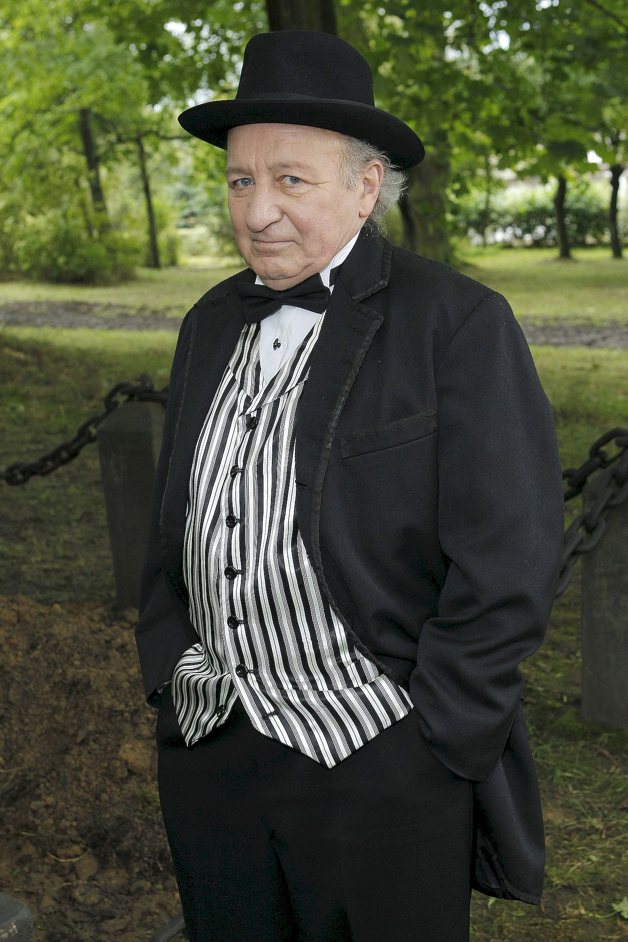 1920. Wojna i miłość, serial historyczny, Polska 2010, reż. Maciej Migas, scena z: Jerzy Łapiński