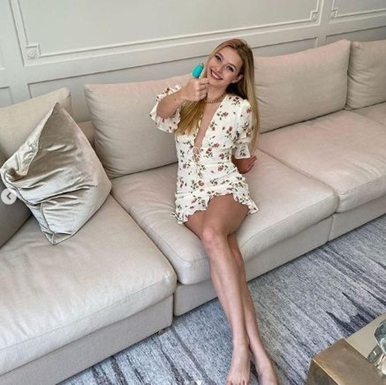 Apple Martin, córka Gwyneth Paltrow i Chrisa Martina, fot. Instagram Gwyneth Paltrow