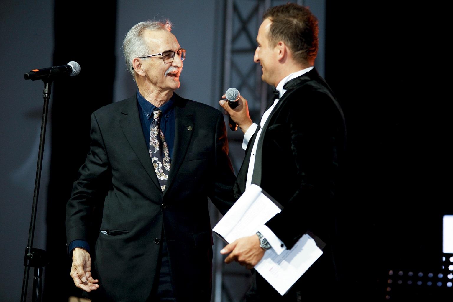 Marek Koterski i Michał Koterski doskonale się rozumieją - tatę i syna łączy mocna więź.