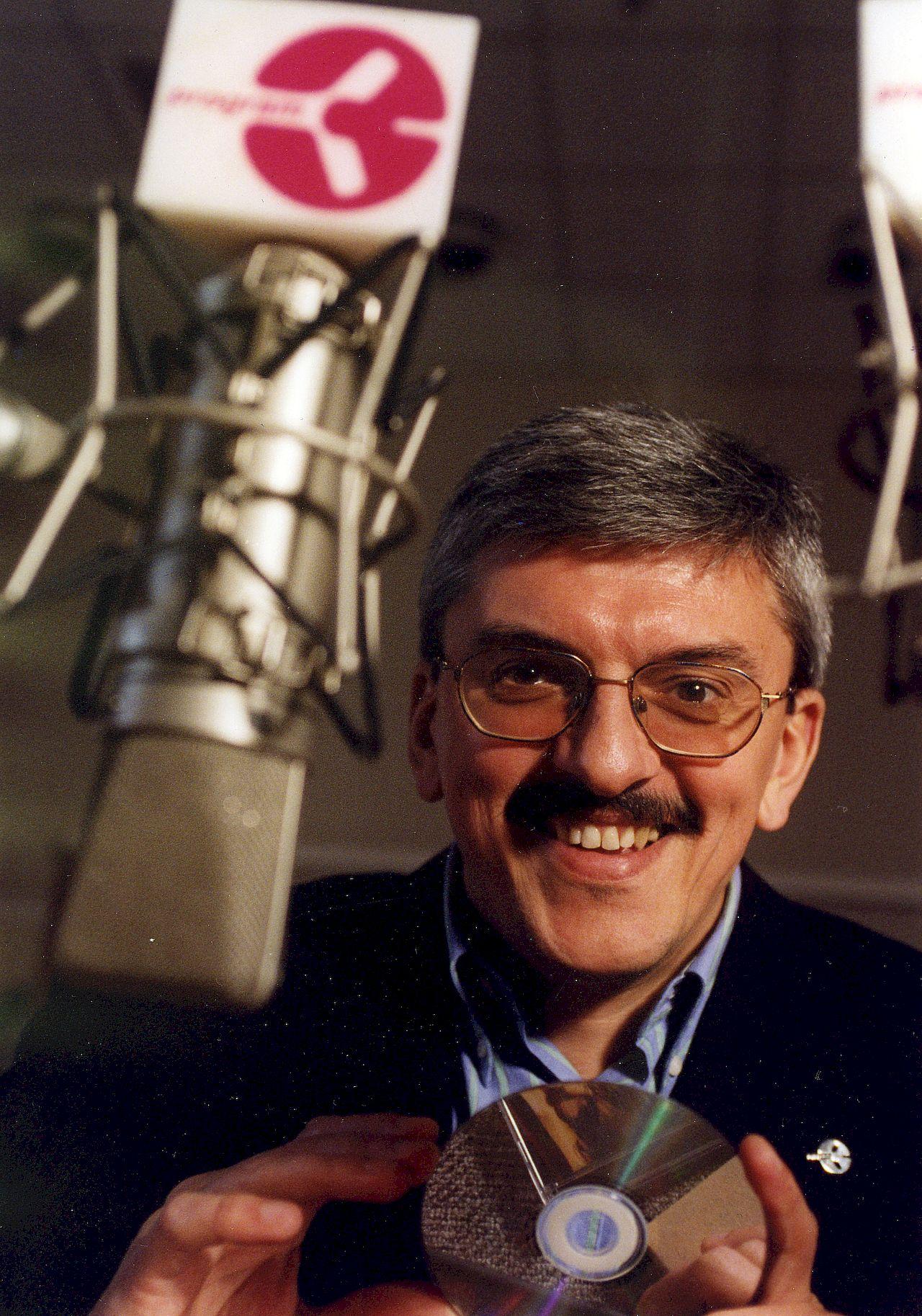 Marek Niedźwiecki - prezenter radiowy
