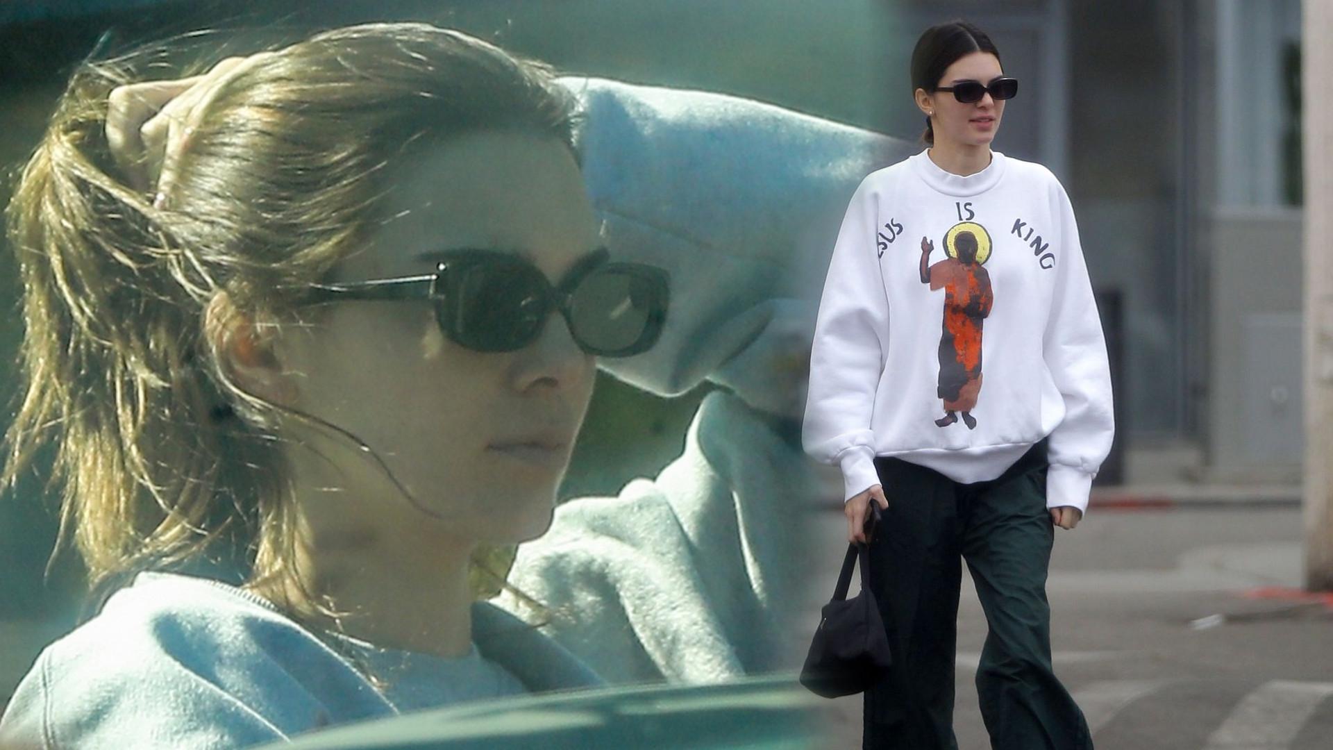 Kendall Jenner zdradziła, że w młodości cierpiała na silne ataki paniki
