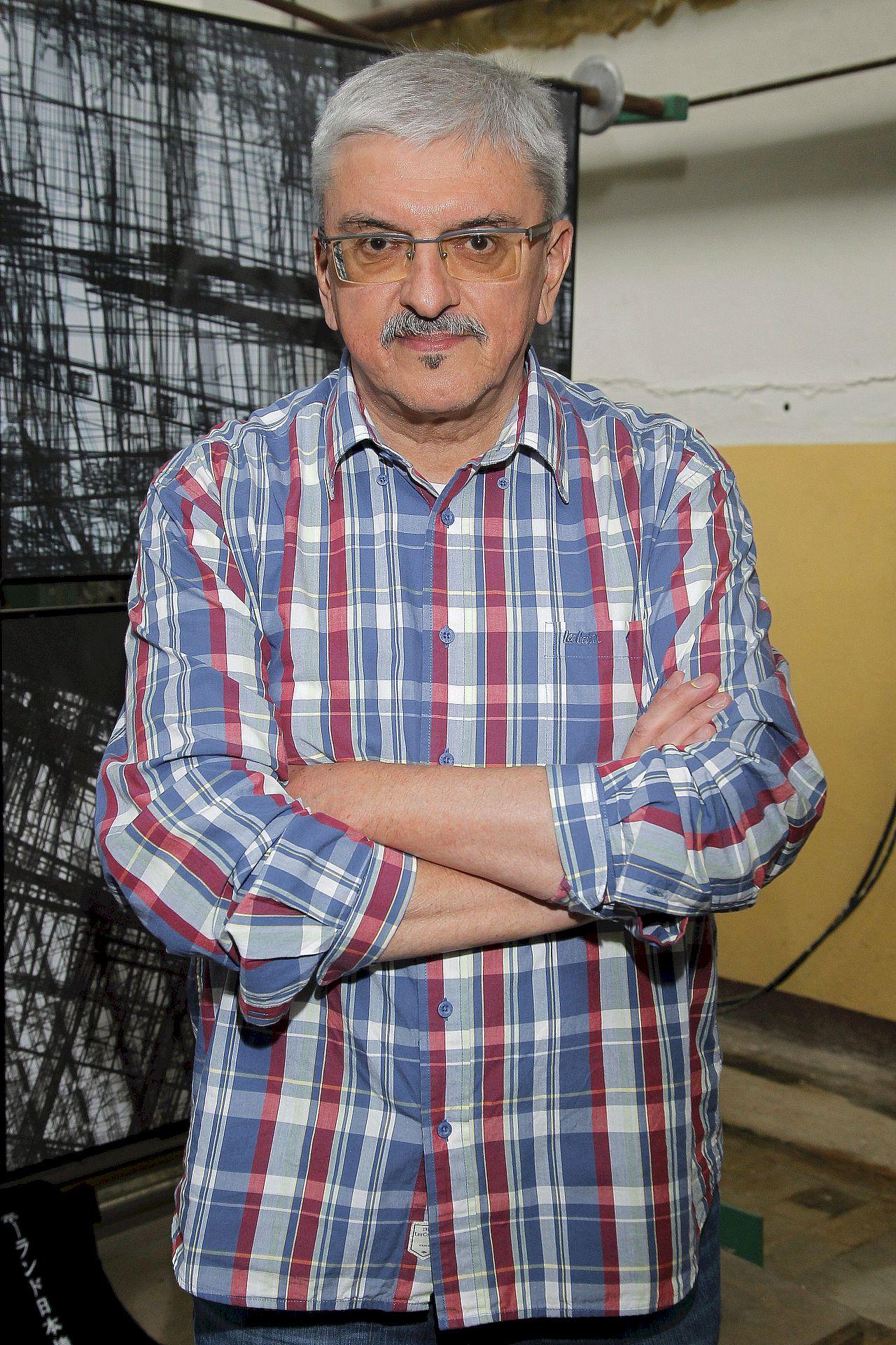 Marek Niedźwiecki. Fot. Krzemiński Jordan/AKPA