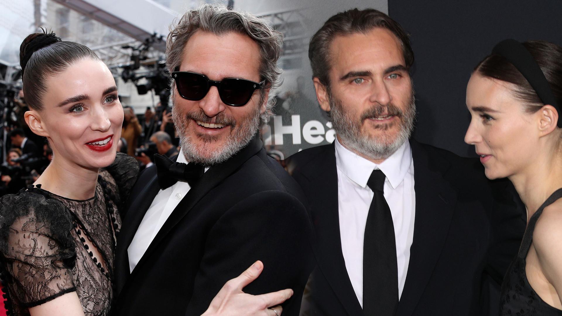 Joaquin Phoenix i Rooney Mara spodziewają się dziecka