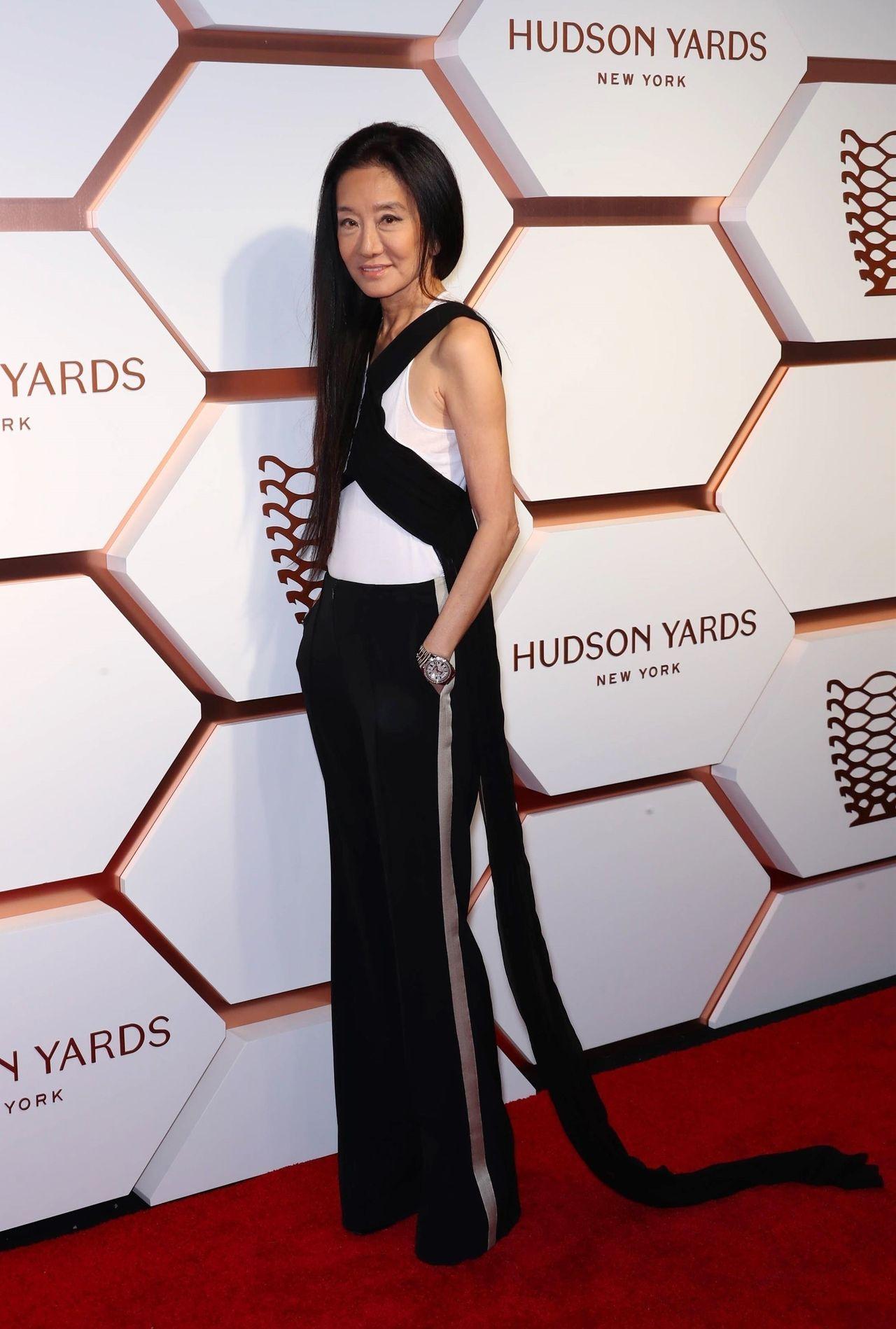 Vera Wang, marzec 2019