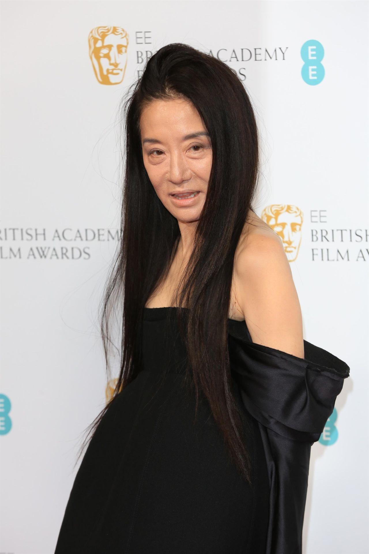 Luty 2020, Vera Wang w Londynie