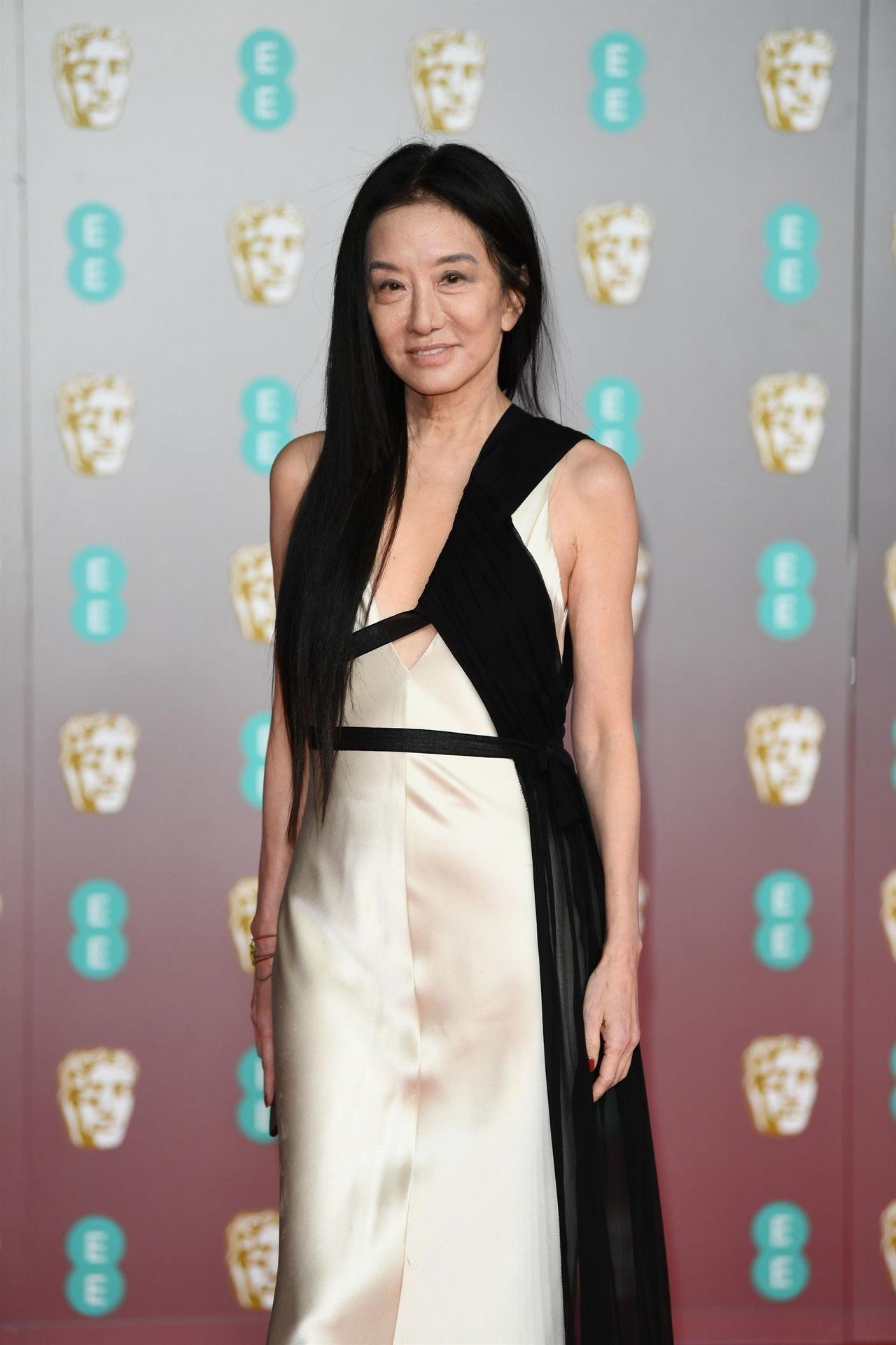 Vera Wang w lutym 2020 roku