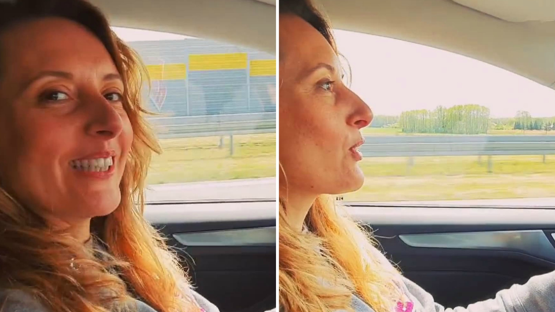 """Monika Kuszyńska za kierownicą. """"Nie prowadziłam chyba z 10 lat"""""""