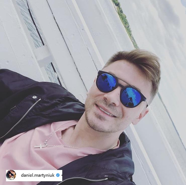 Daniel Martyniuk. Fot. Instagram