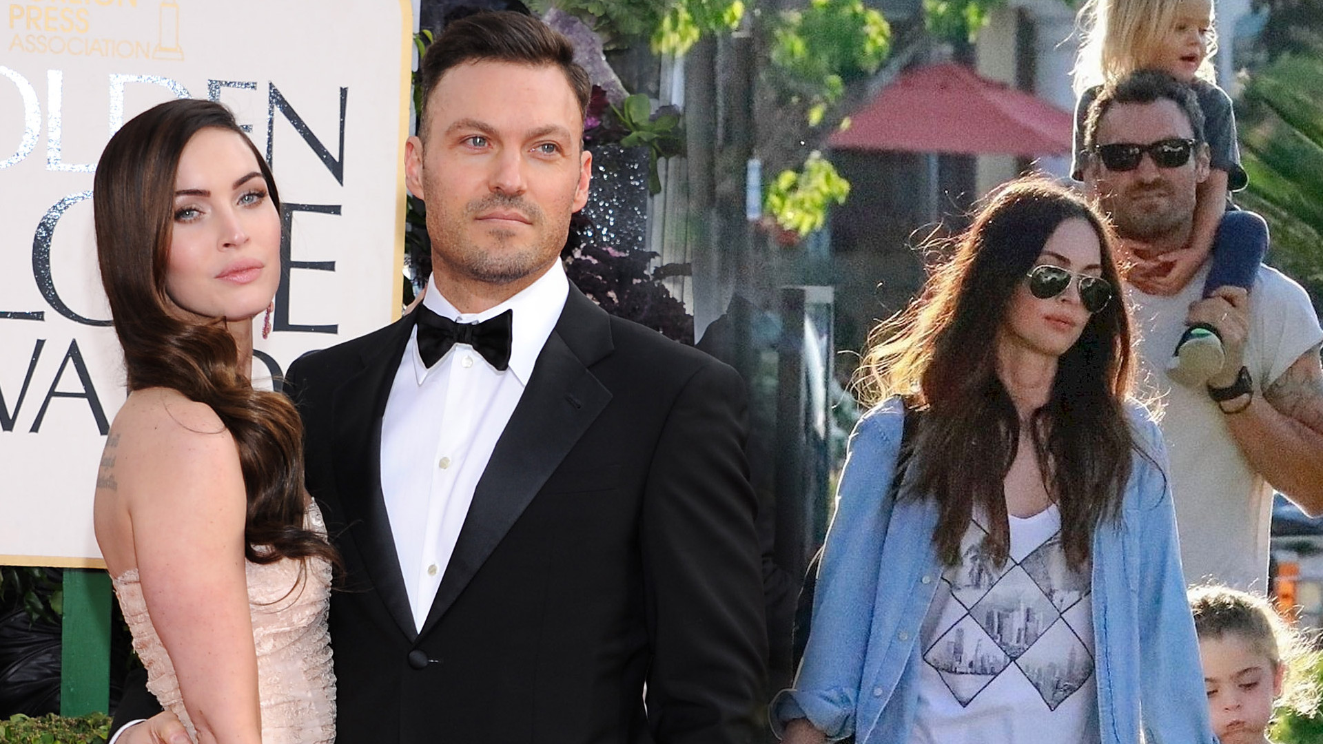 Megan Fox i Brian Austin Green ROZSTALI SIĘ! Aktor potwierdził plotki