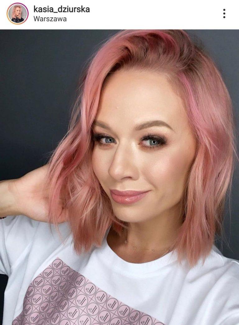 Kasia Dziurska zmieniła kolor włosów