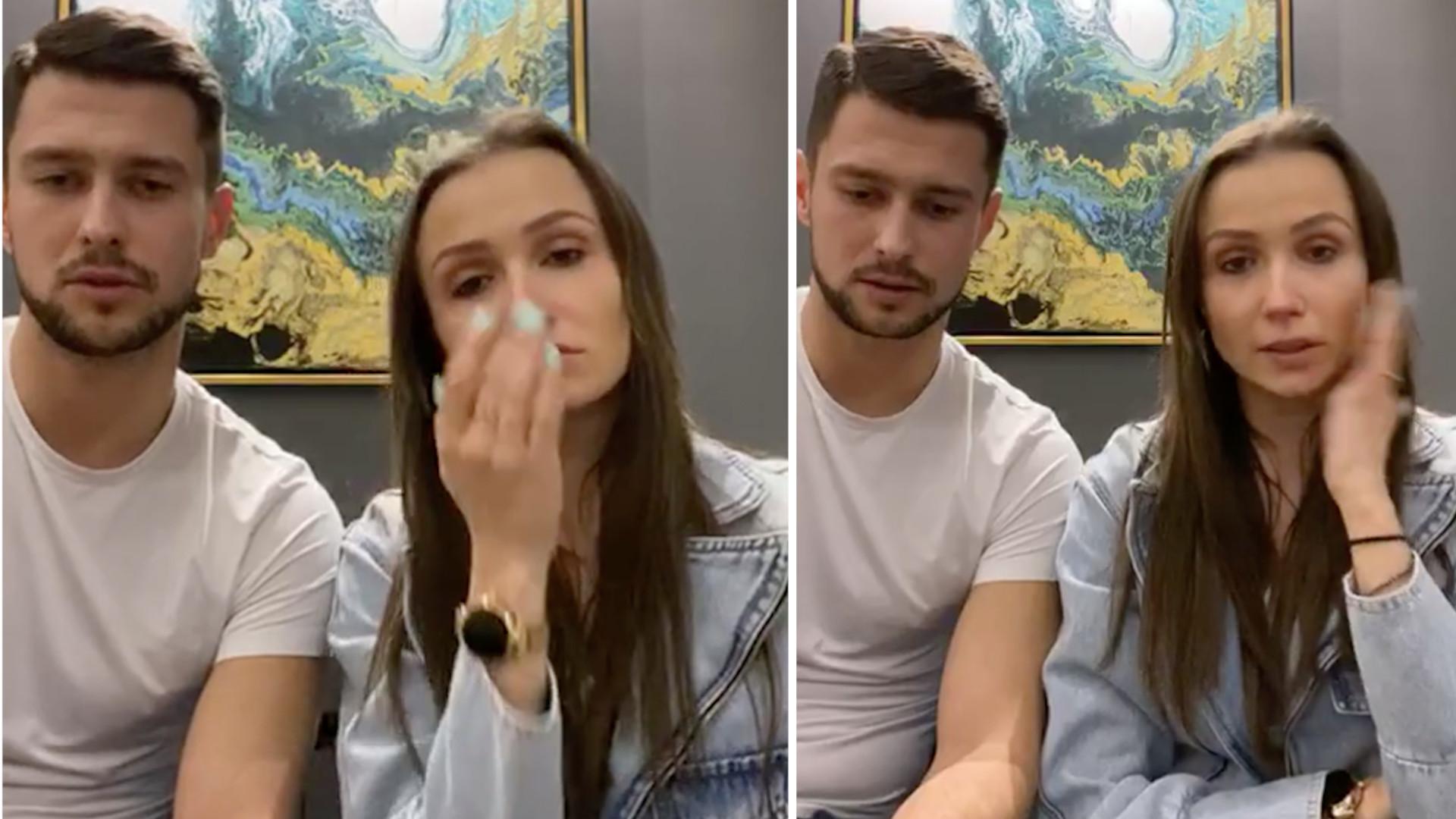 Sylwia Madeńska i Mikołaj Jędruszczak wydali oświadczenie! Co dalej z ich związkiem?