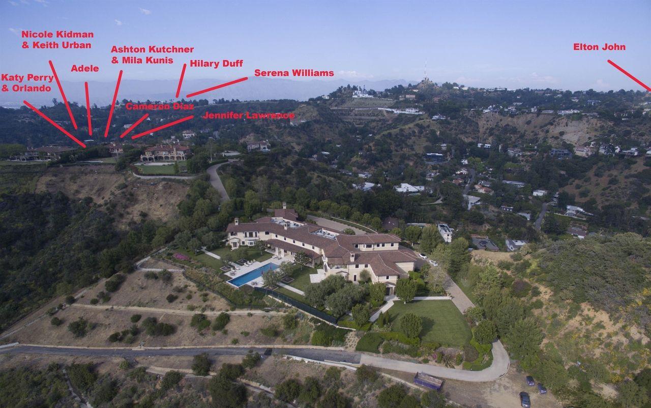 Posiadłość Meghan i Harry'ego.